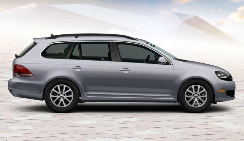 2013 Volkswagen Jetta SportWagen  Information and photos