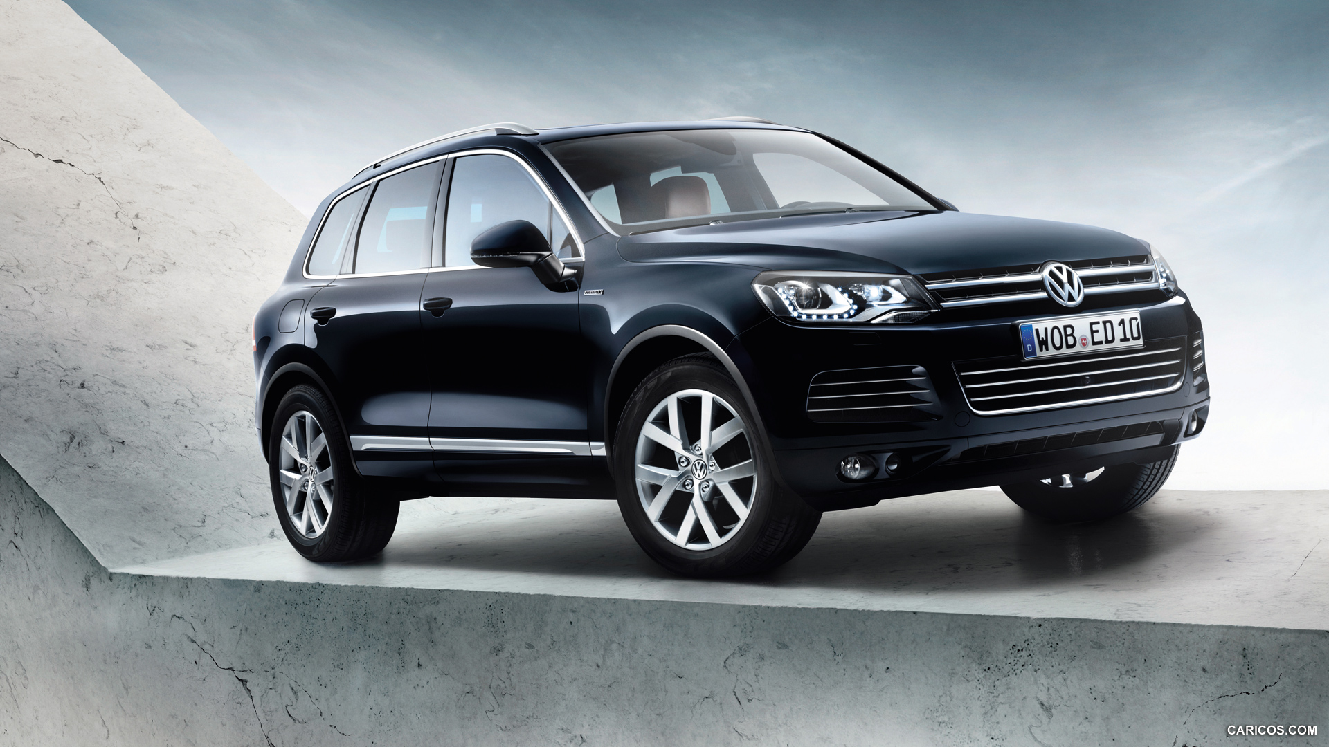 2013 Volkswagen Touareg Information And Photos Zombiedrive Ford Bank 2 Sensor 1 Location 12