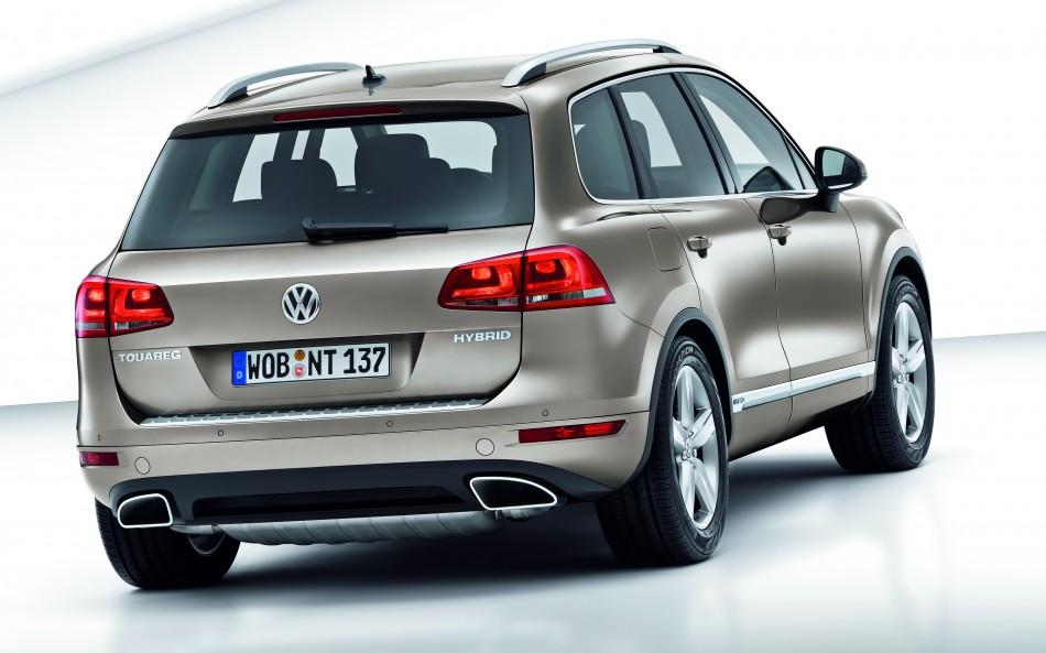 2013 Volkswagen Touareg Image 17