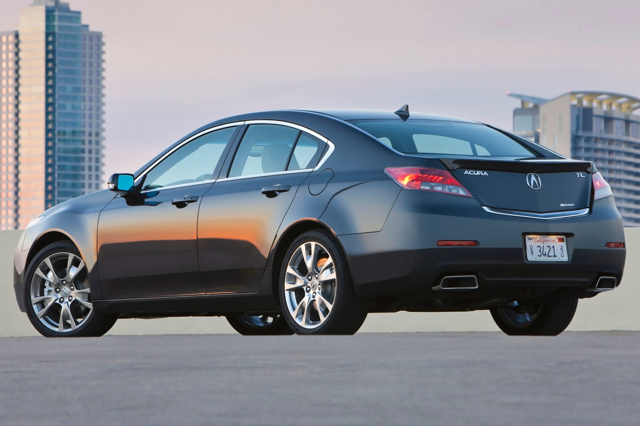 article awd front shot advance of reviews three car notes tl the review quarter sh autoweek acura