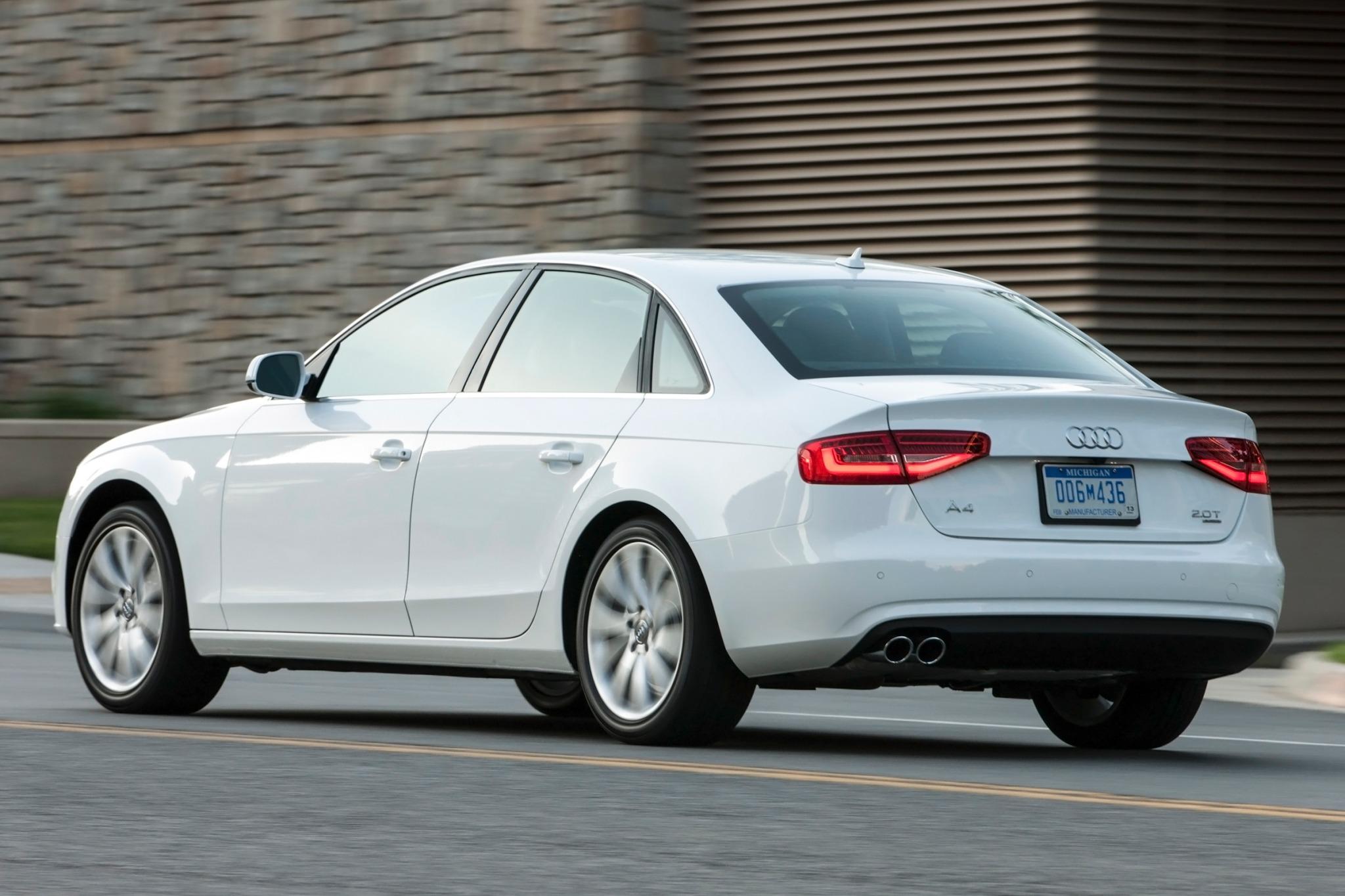 Audi A4 20t >> 2013 AUDI A4 - Image #4