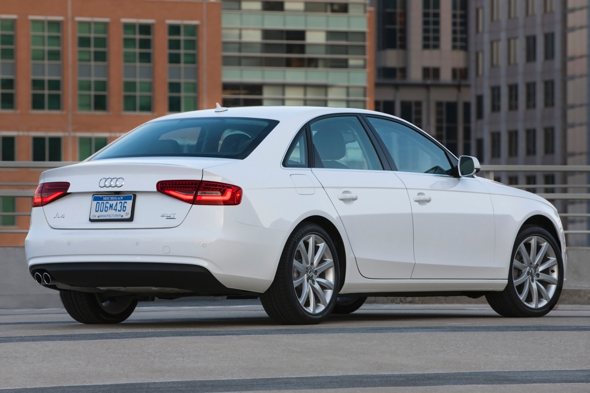 2013 audi a4 - information and photos - zombiedrive