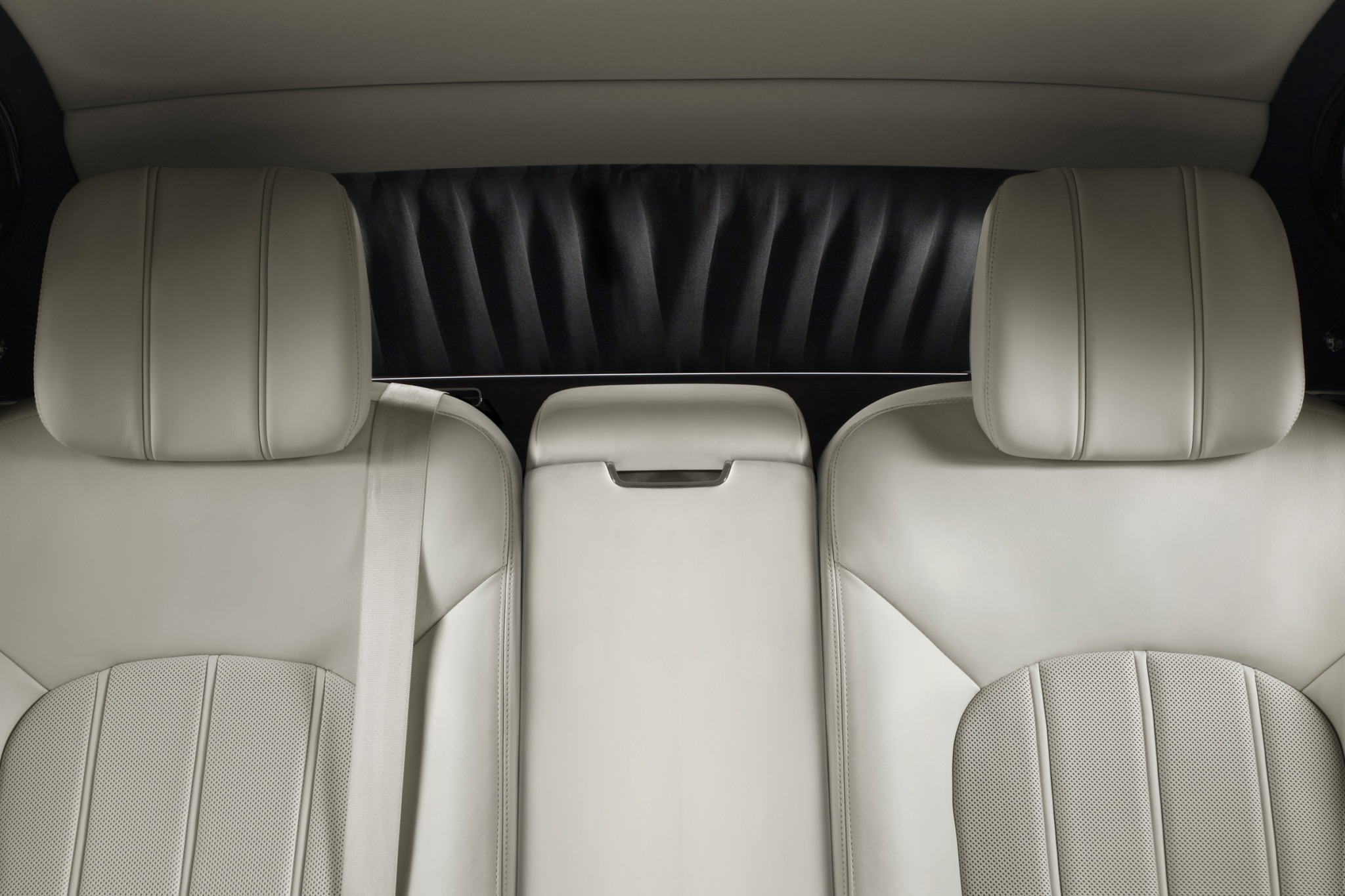 2013 Bentley Mulsanne Sed interior #8