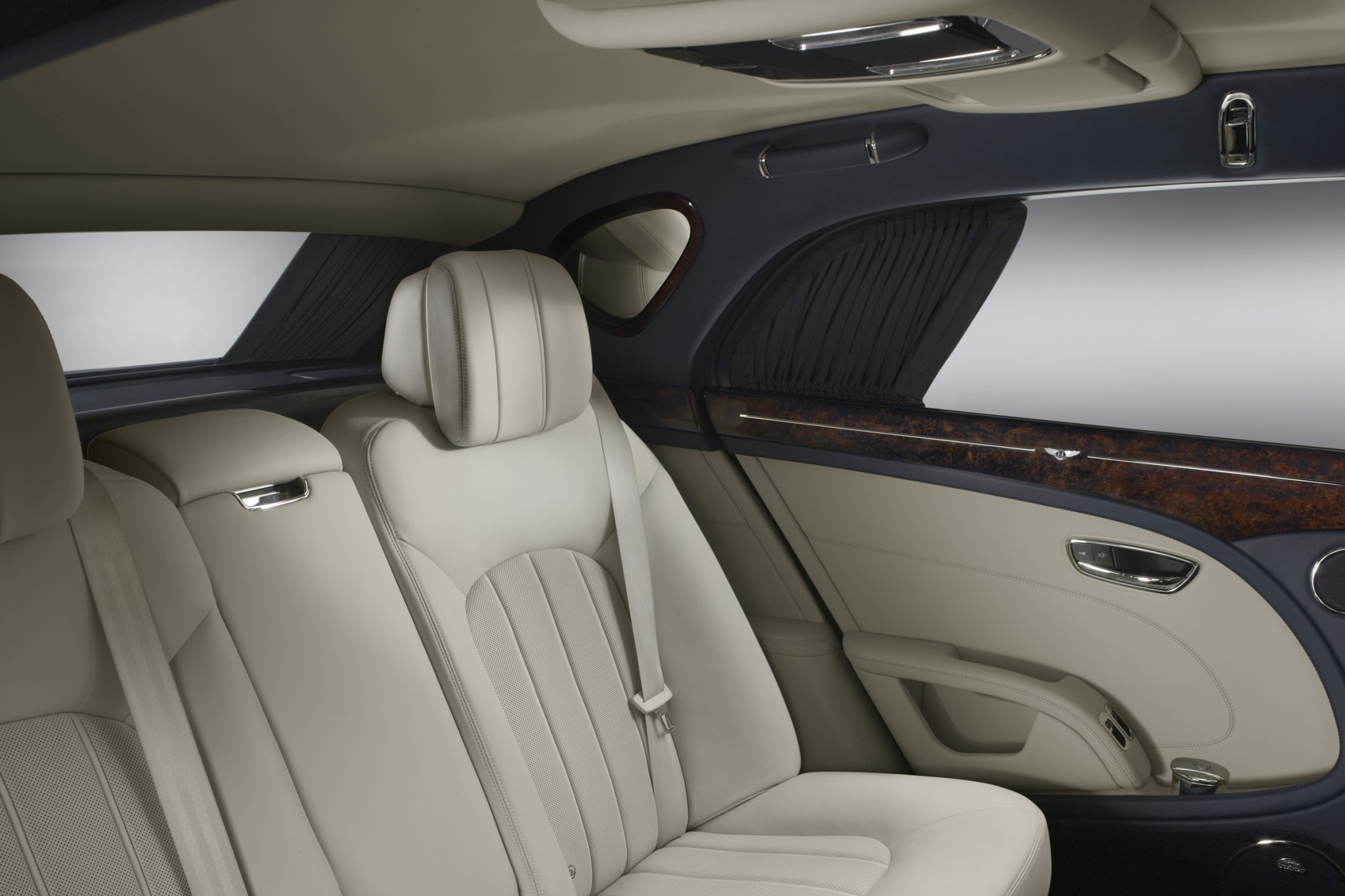 2013 Bentley Mulsanne Sed interior #9