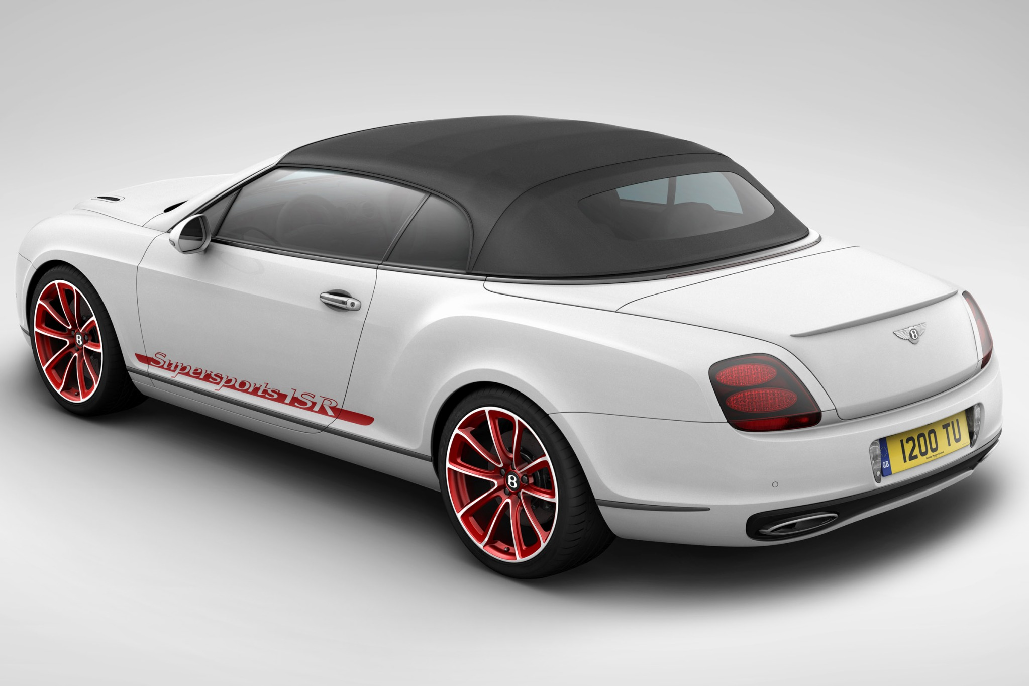 2013 Bentley Supersports  exterior #4