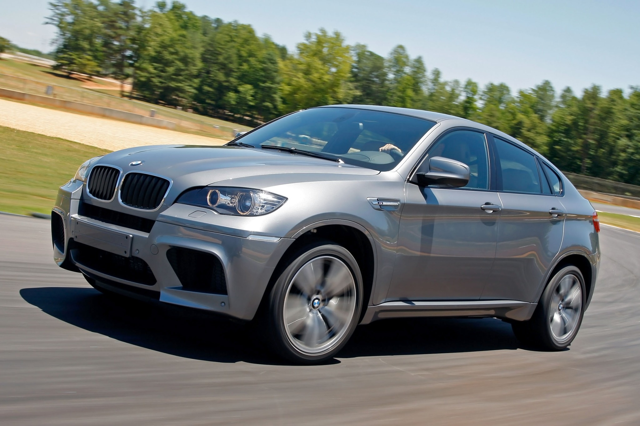 2012 BMW X6 M Gauge Clust interior #2