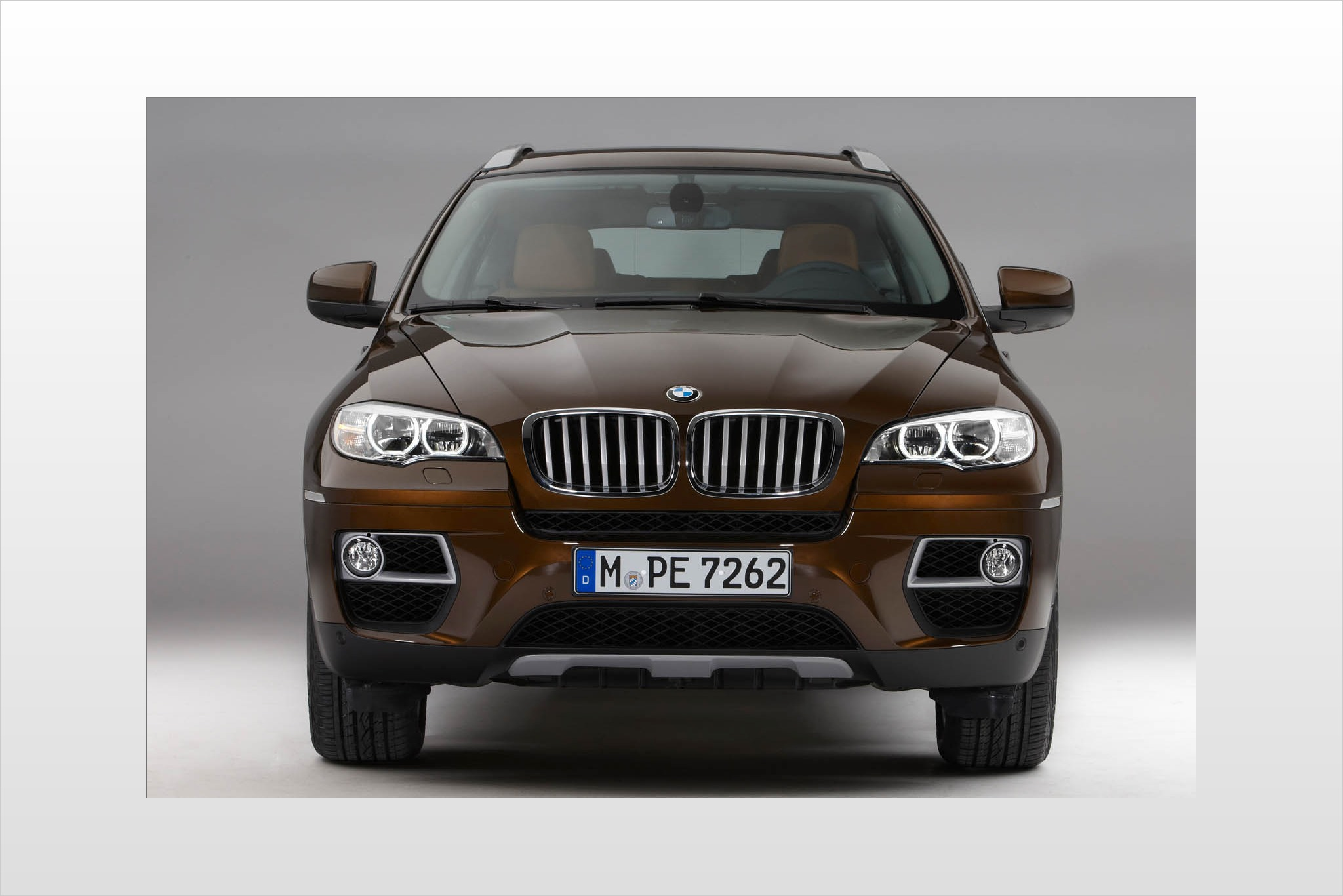 2013 BMW X6 xDrive50i 4dr interior #3