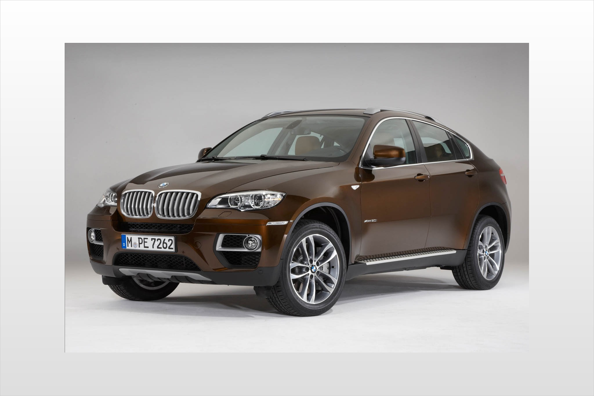 2013 BMW X6 xDrive50i 4dr interior #1