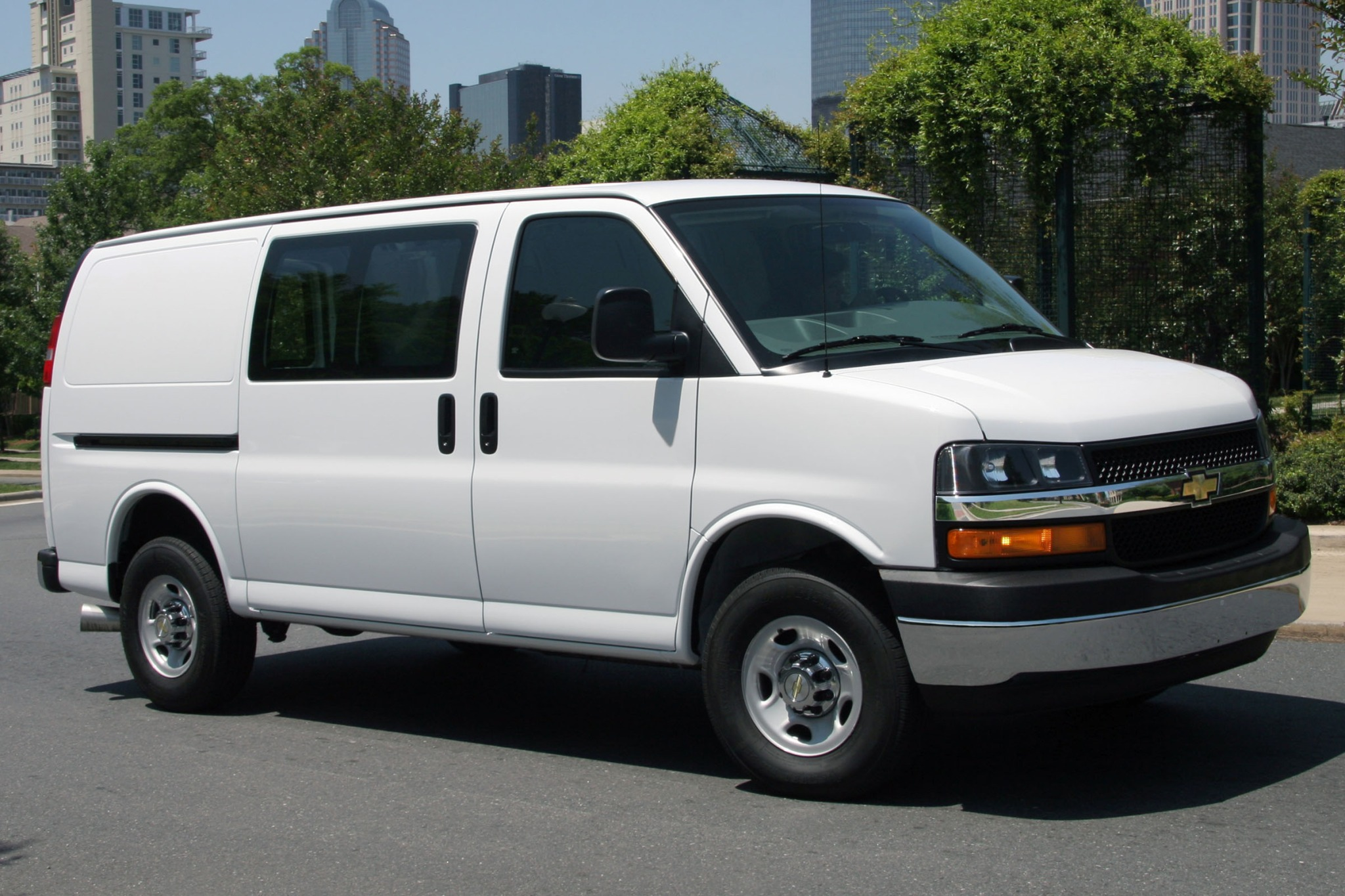 2013 Chevrolet Express LS interior #1