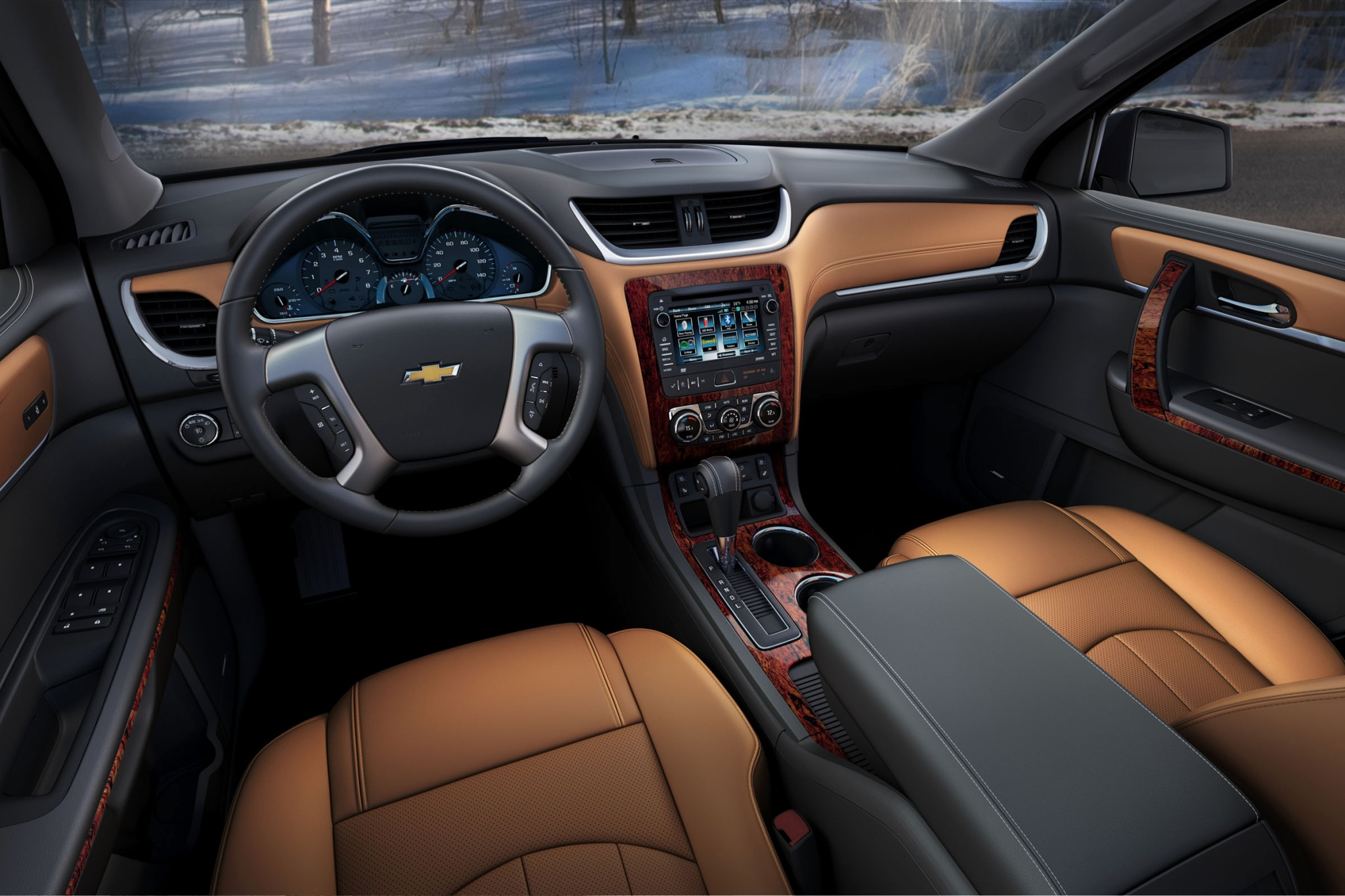 vs civilized traveler a video chevrolet suvs traverse review play consumer reports