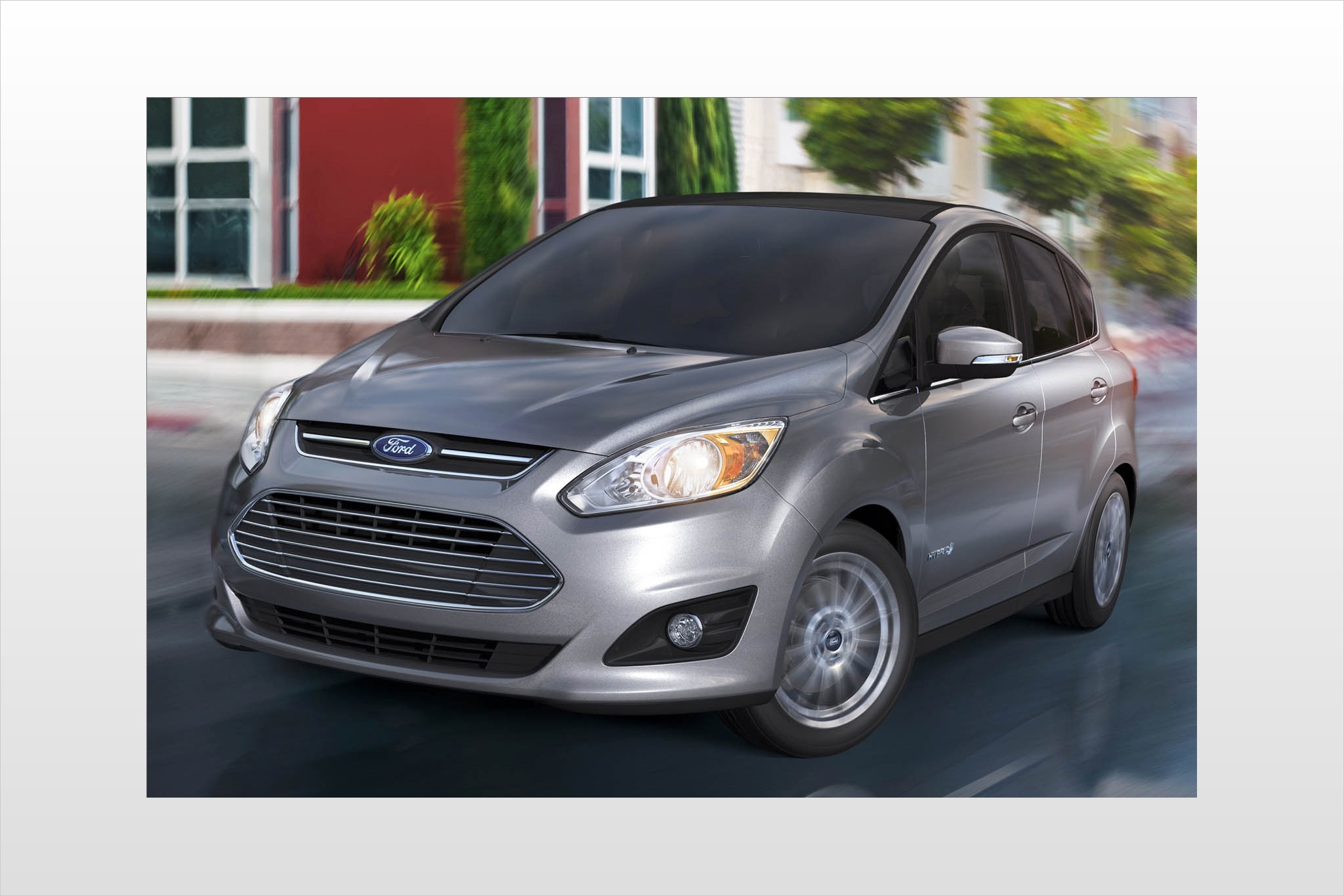 2013 Ford C Max Energi Image 4