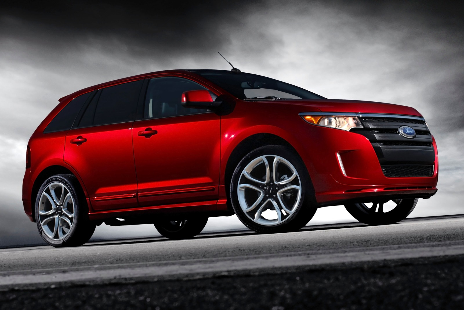 2013 Ford Edge 4dr SUV Re exterior #2