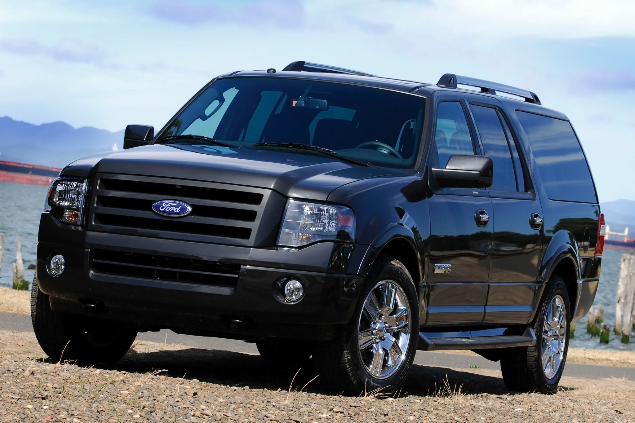 2013 Ford Expedition XLT  exterior #7