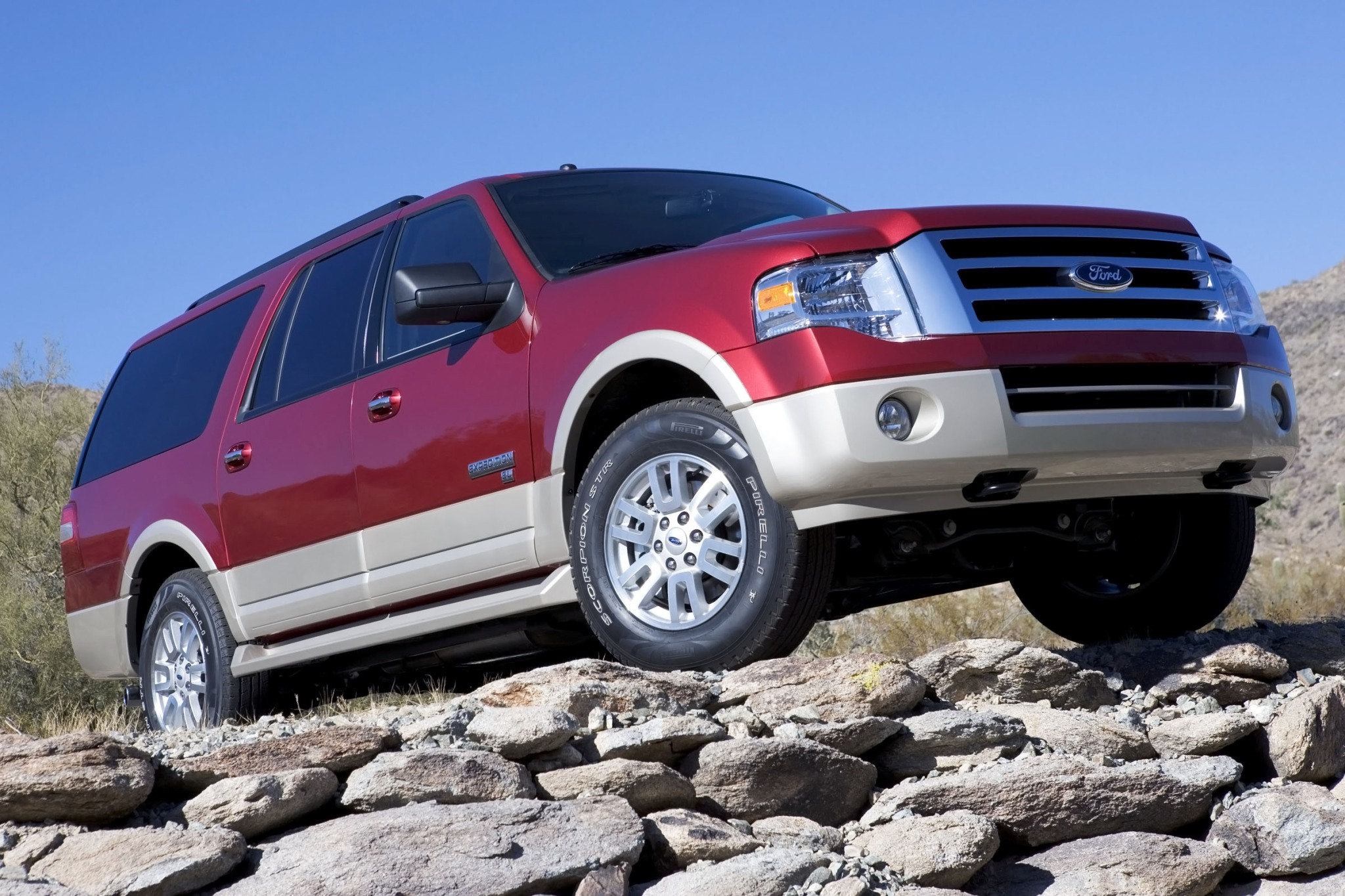 2013 Ford Expedition XLT  exterior #5