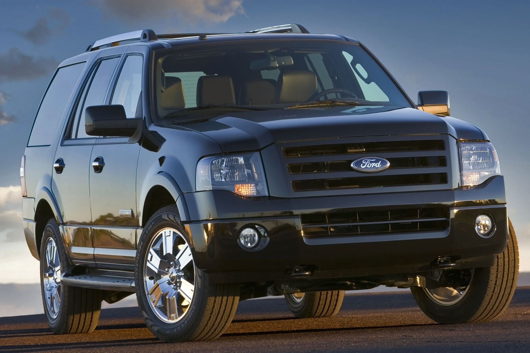 2013 Ford Expedition XLT  exterior #3