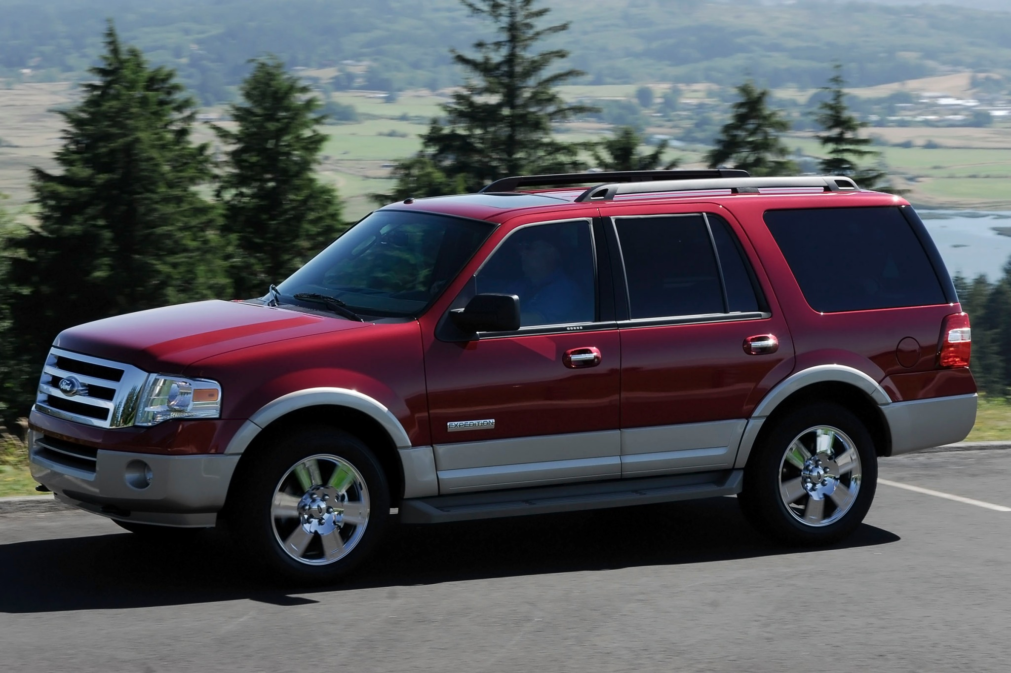 2013 Ford Expedition XLT  exterior #9