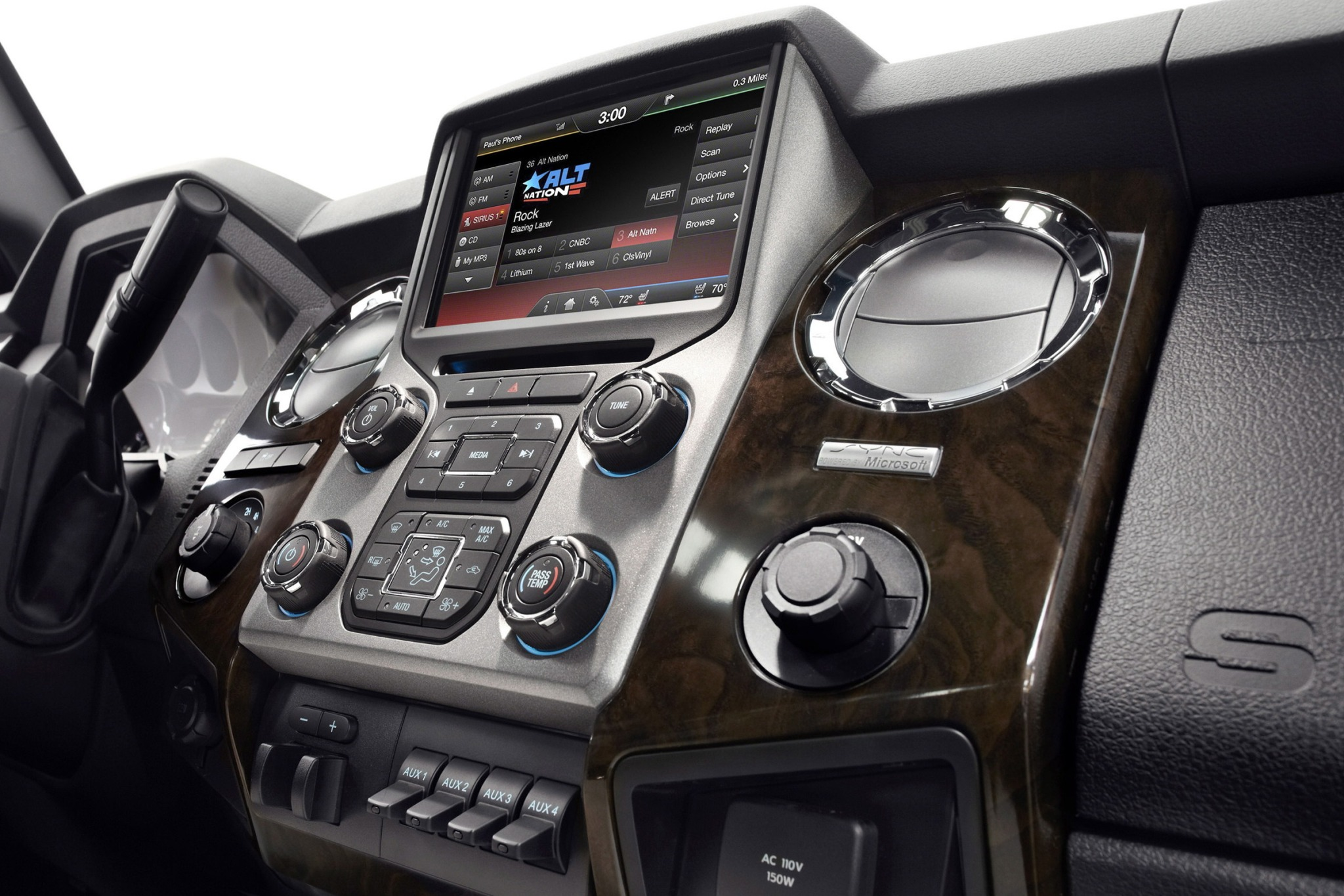 2013 Ford F-350 Super Dut interior #4
