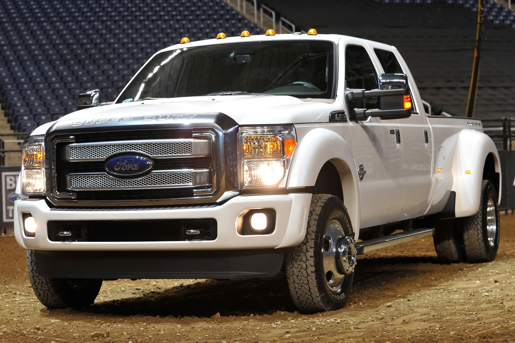 2013 Ford F-350 Super Dut interior #1