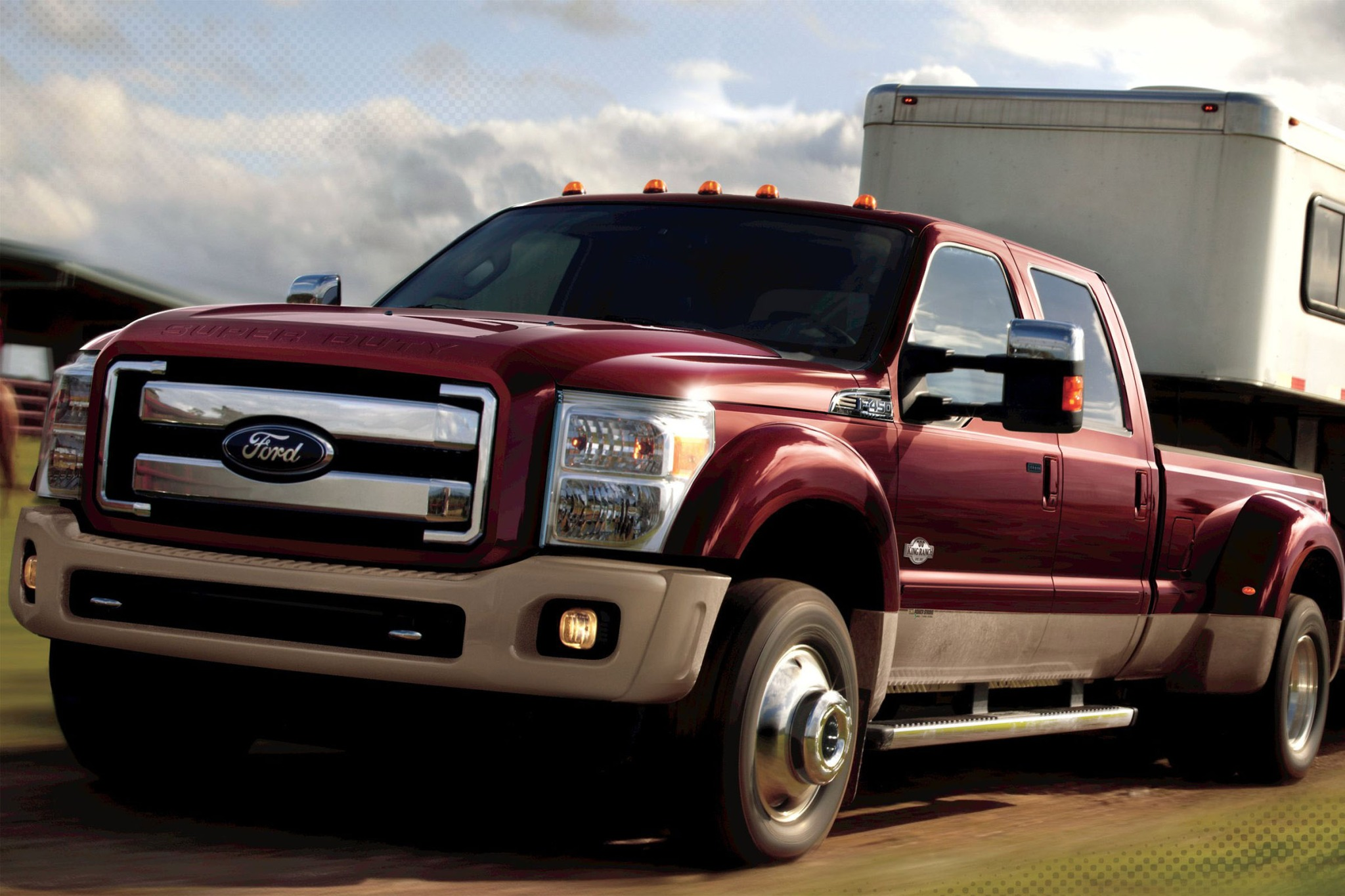 2013 Ford F-450 Super Dut exterior #1