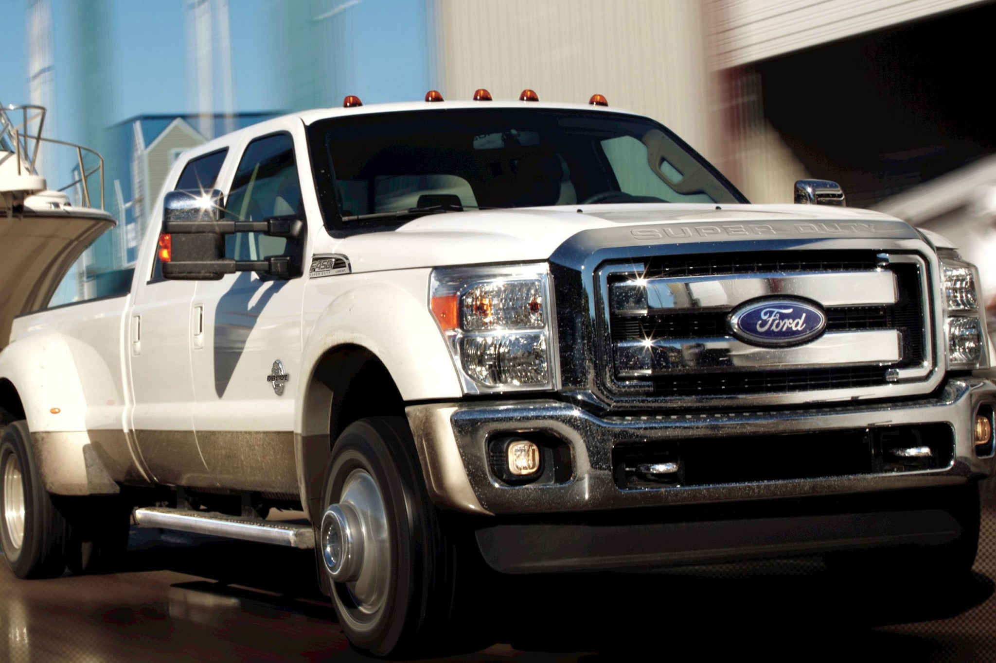 2013 Ford F-450 Super Dut exterior #2