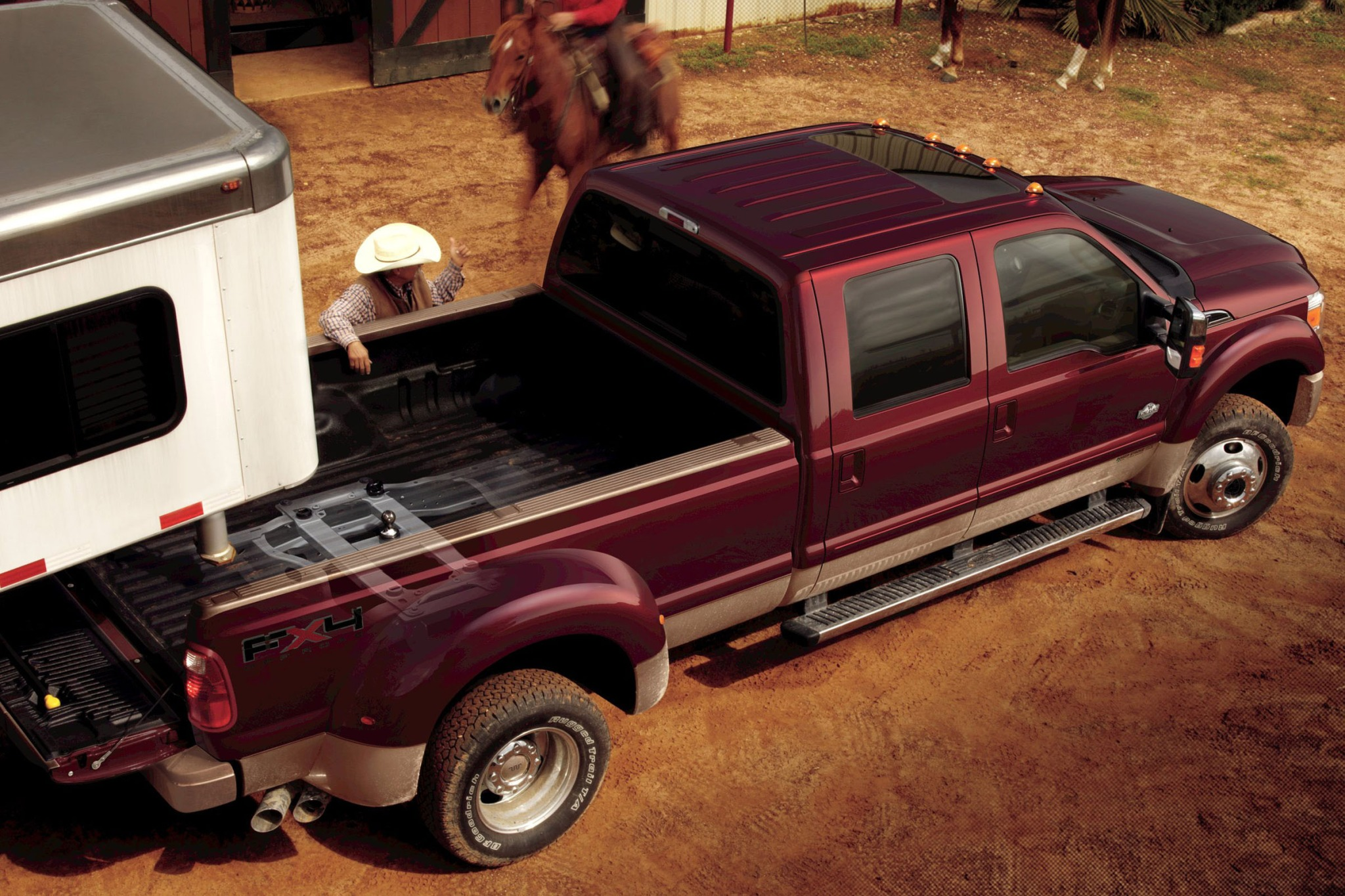 2013 Ford F-450 Super Dut exterior #3