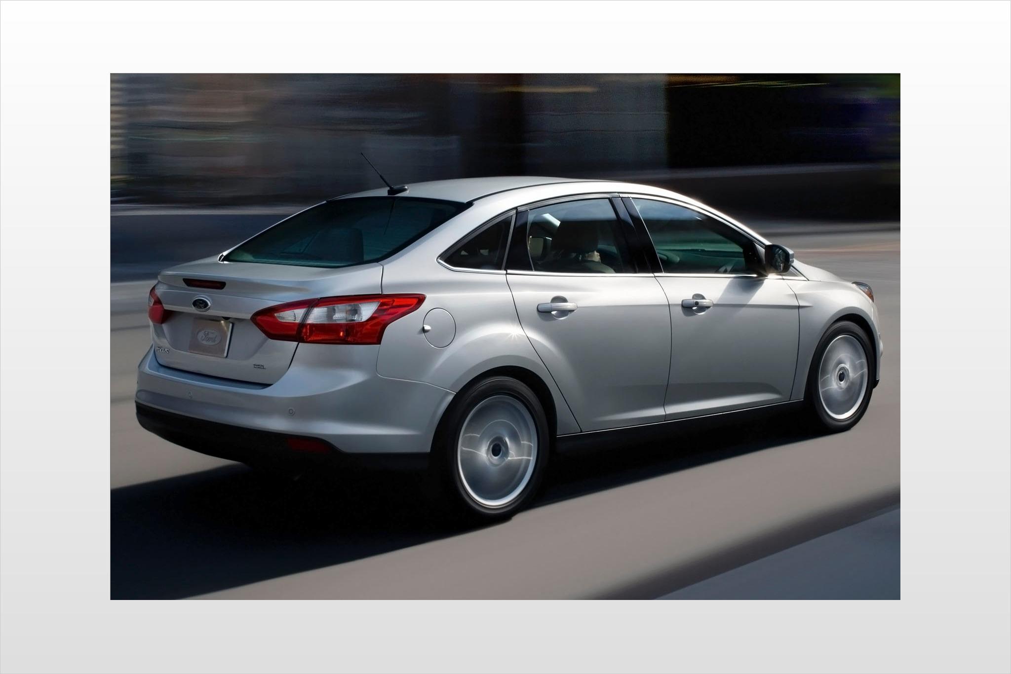 2014 ford focus 8 2013 ford focus titanium interior 8 - Ford Focus 2014 Sedan Interior