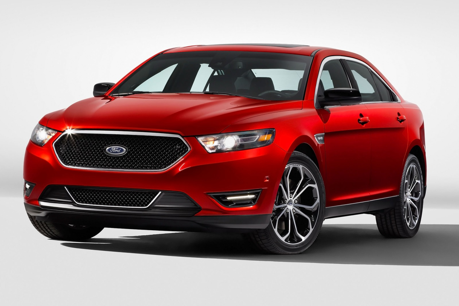 2013 Ford Taurus Limited  exterior #3