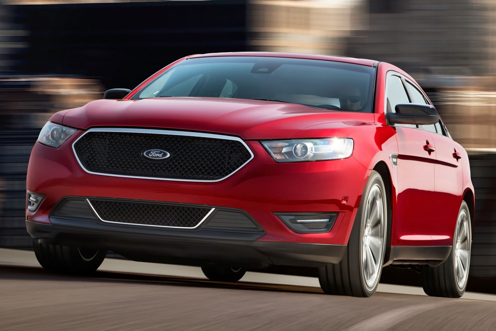 2013 Ford Taurus Limited  exterior #2