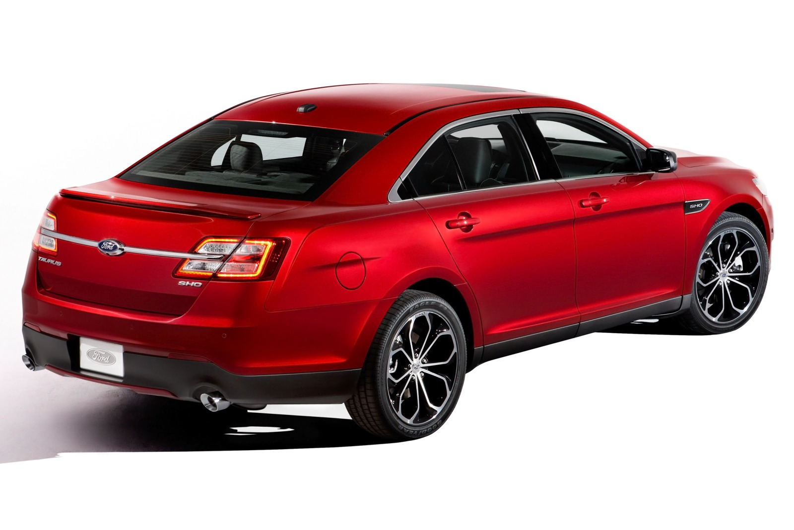 2013 Ford Taurus Limited  exterior #6
