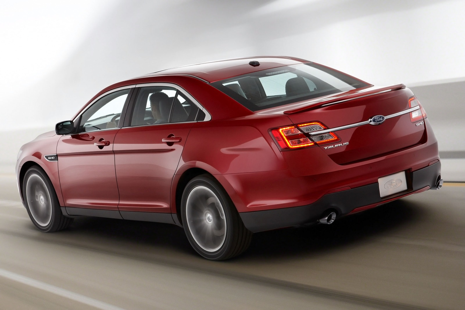2013 Ford Taurus Limited  exterior #5