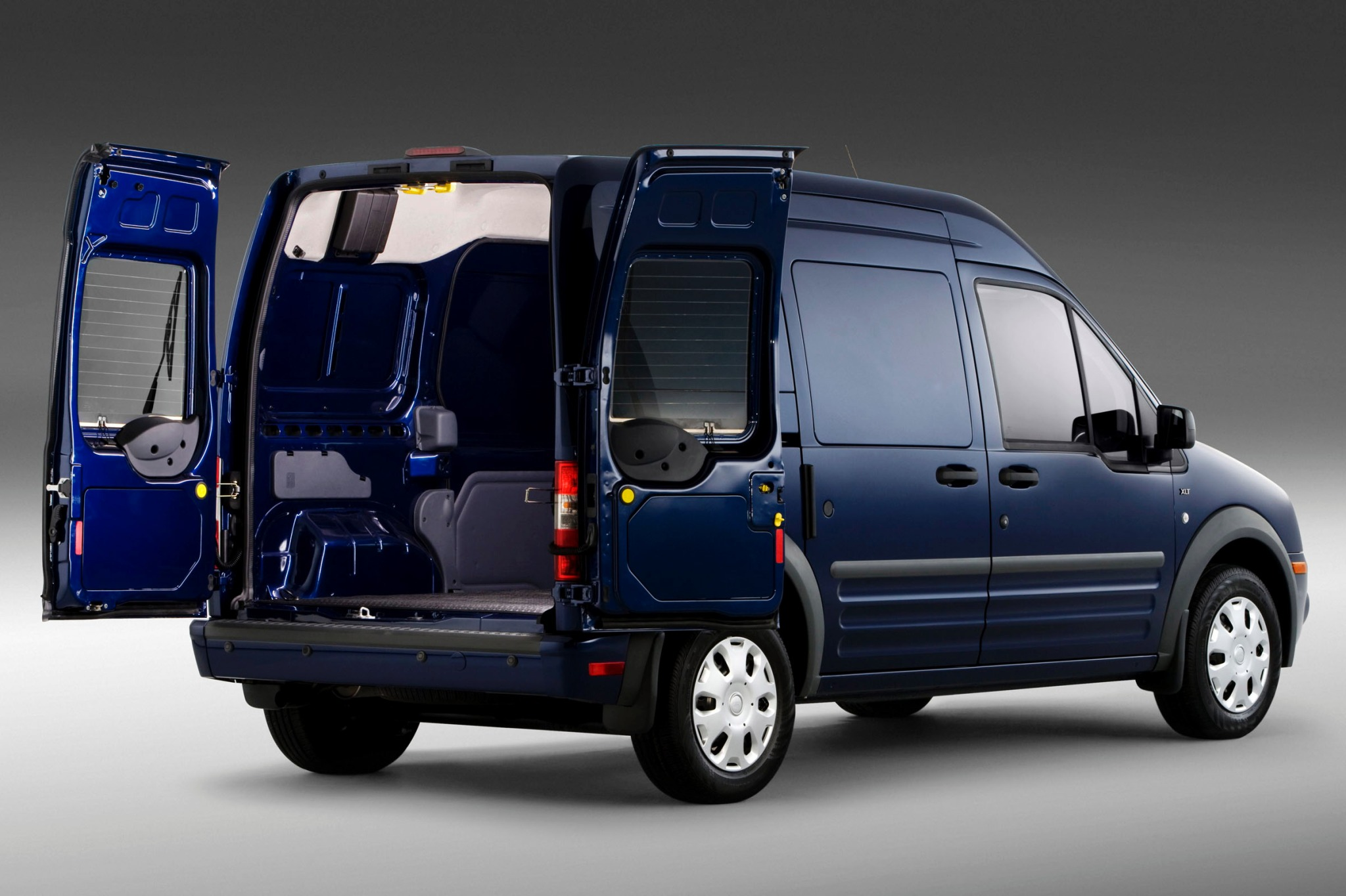 2013 ford transit connect exterior 4