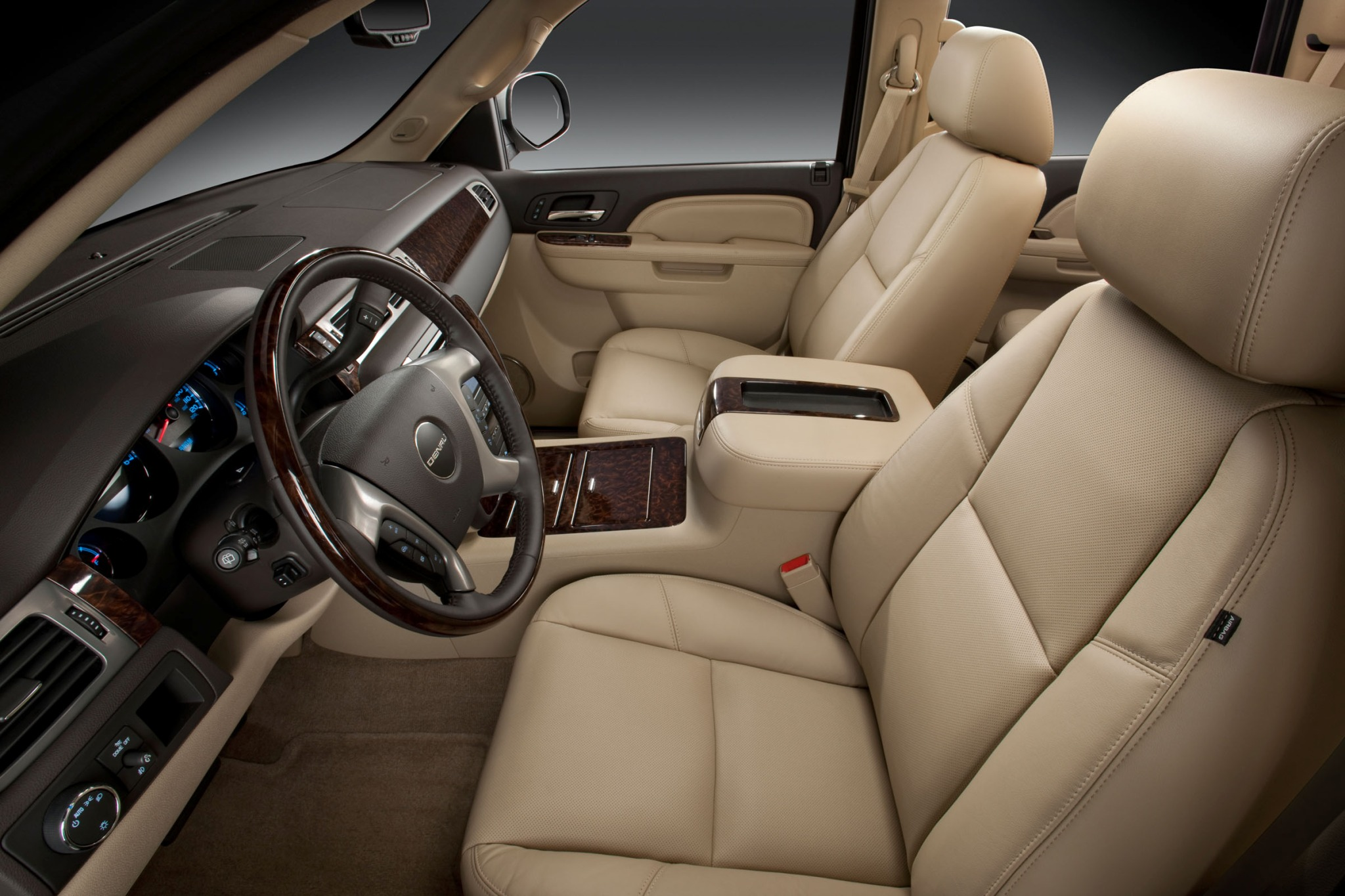 2013 GMC Yukon XL SLT 150 interior #5