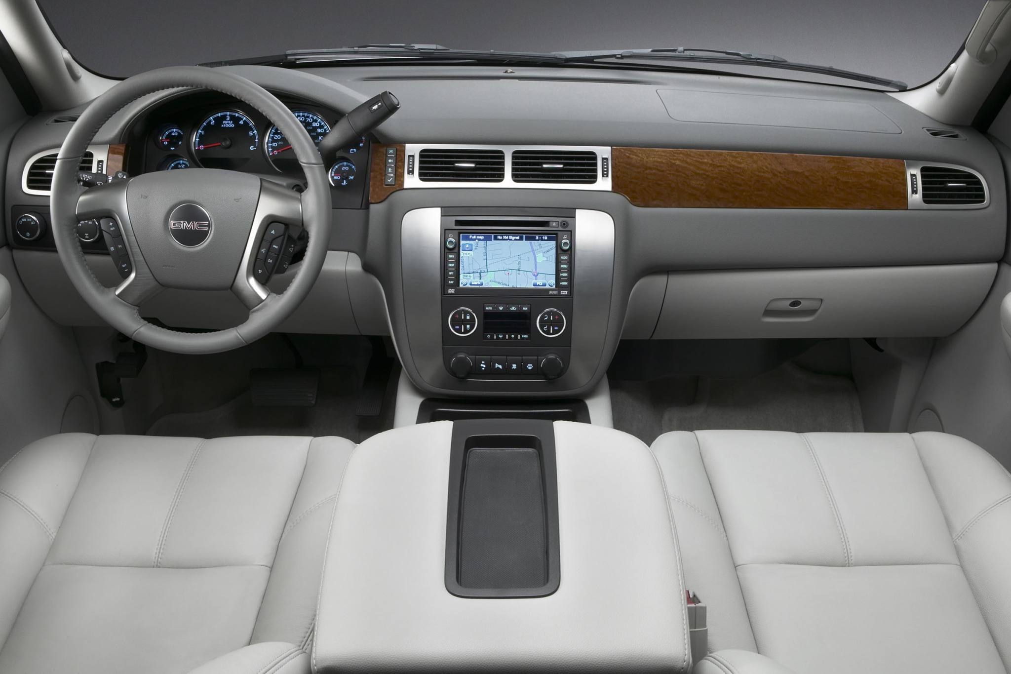 2013 GMC Yukon XL SLT 150 interior #6