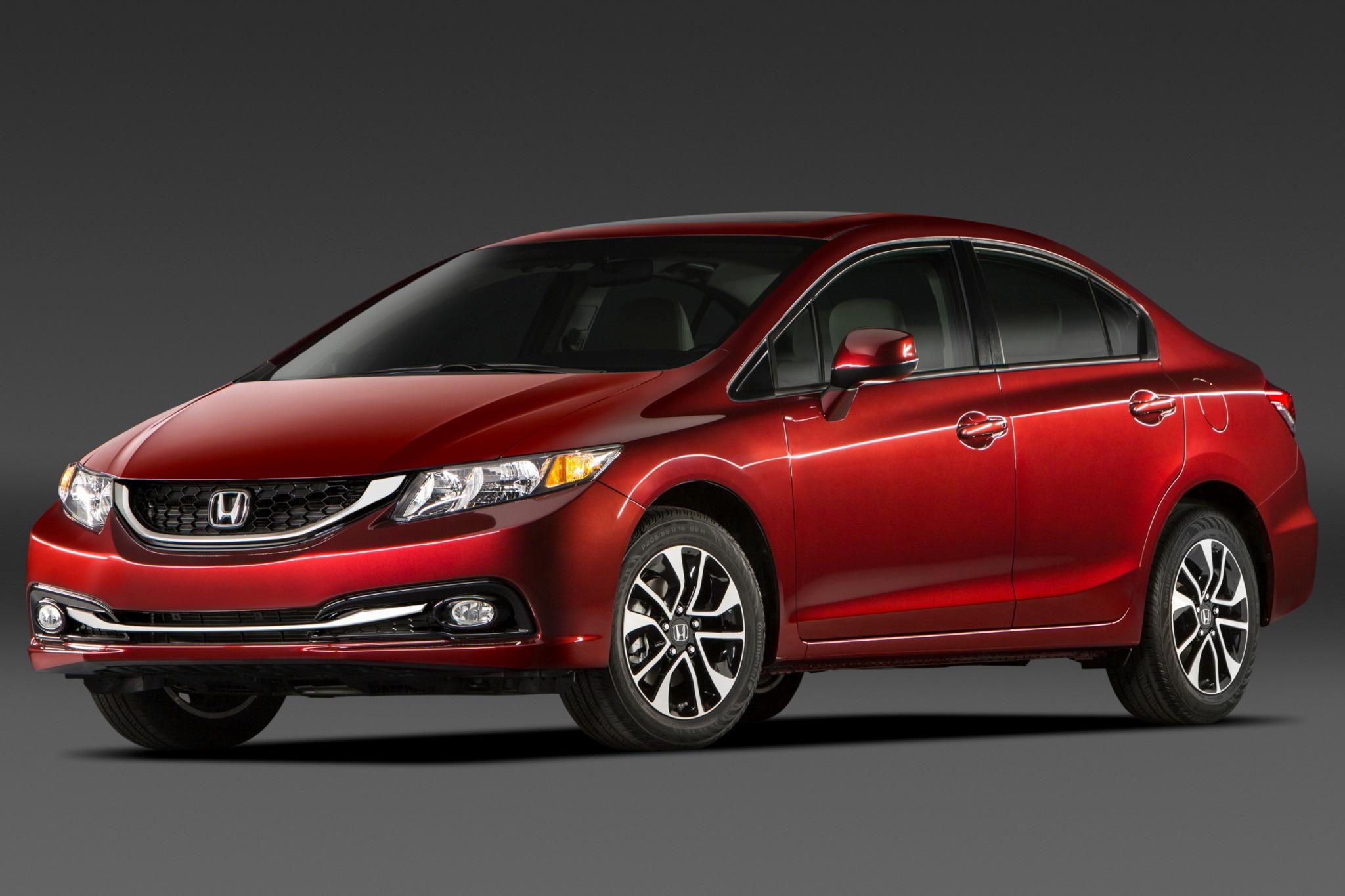 2013 Honda Civic - Information and photos - ZombieDrive