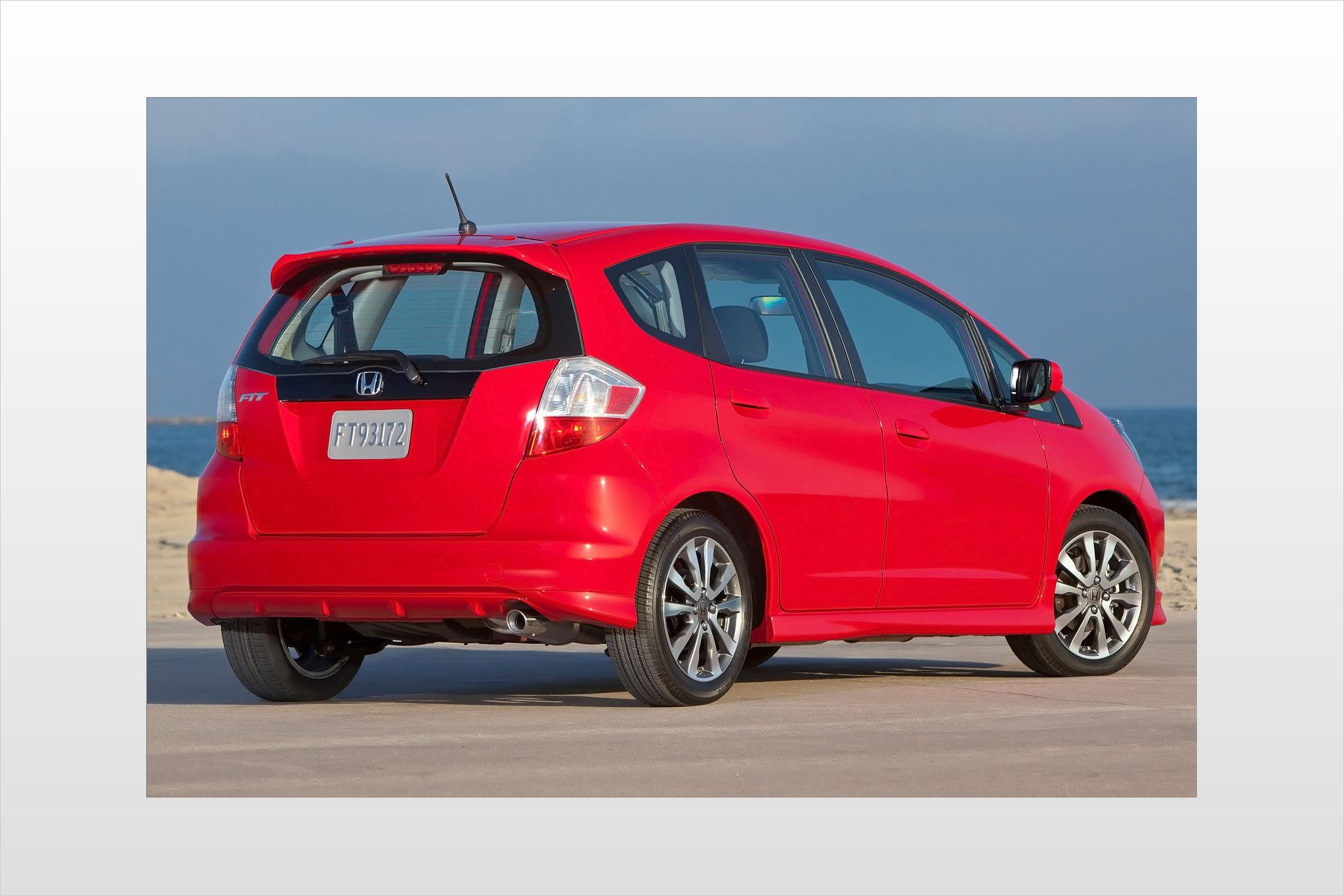 2013 Honda Fit Image 6