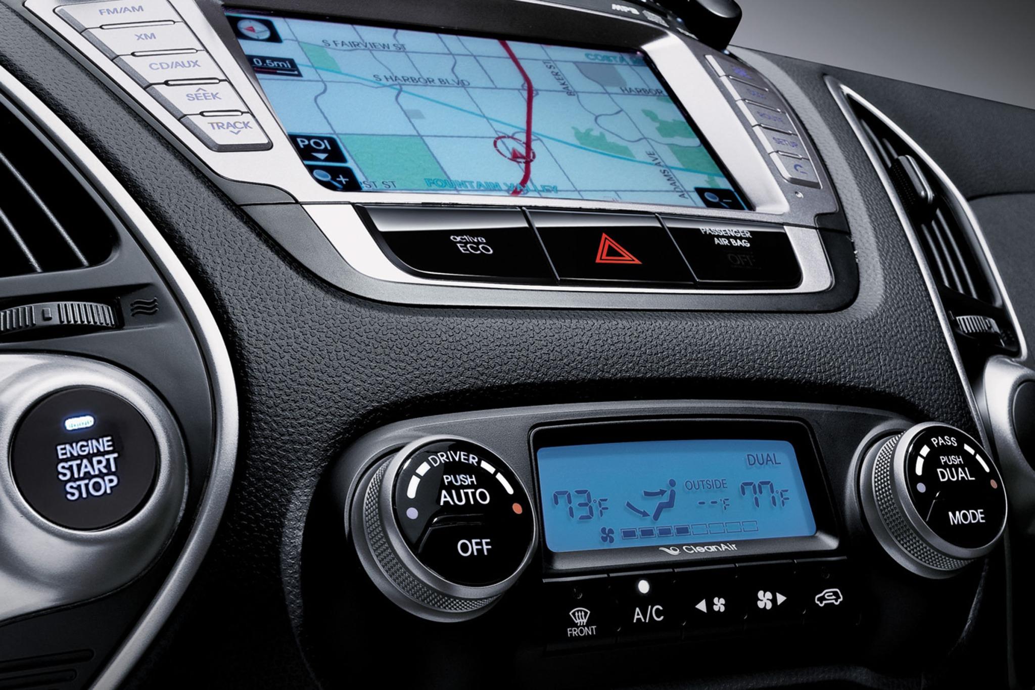 2014 Hyundai Tucson Image 8