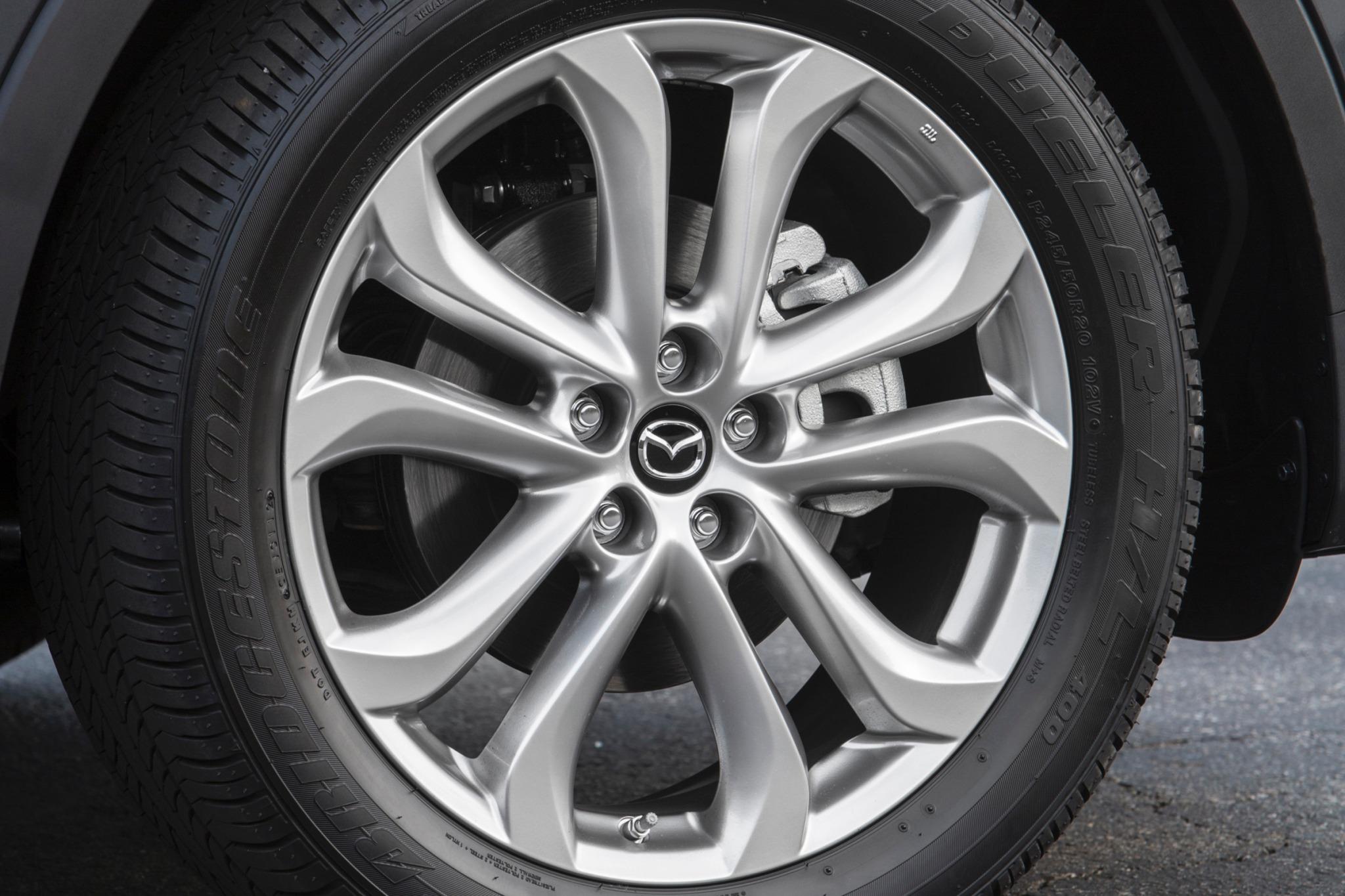 2014 Mazda Cx 9 Image 7