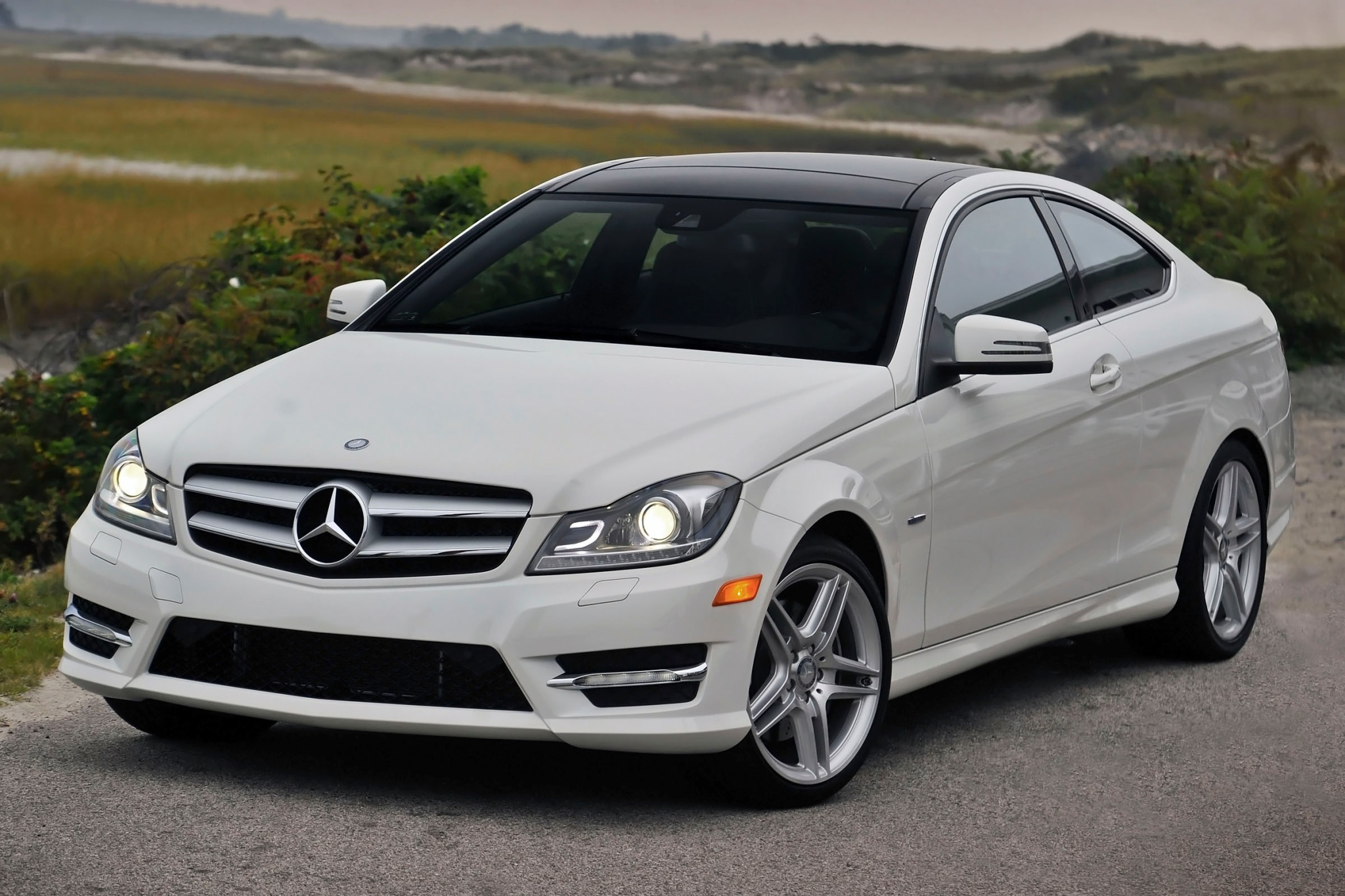 2014 mercedes-benz c-class - information and photos - zombiedrive