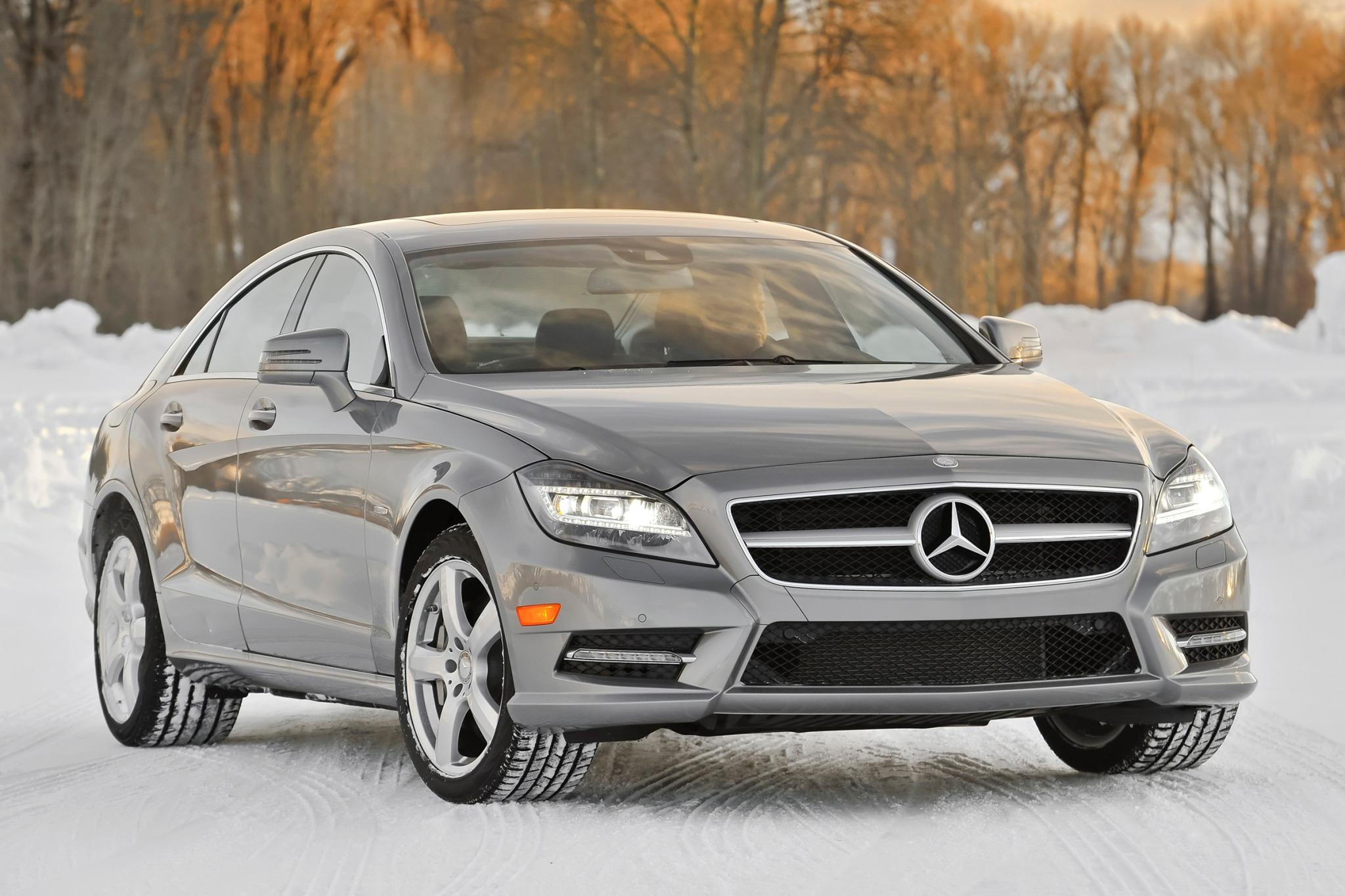 Mercedes Benz 4matic >> 2014 MERCEDES-BENZ CLS-CLASS - Image #7