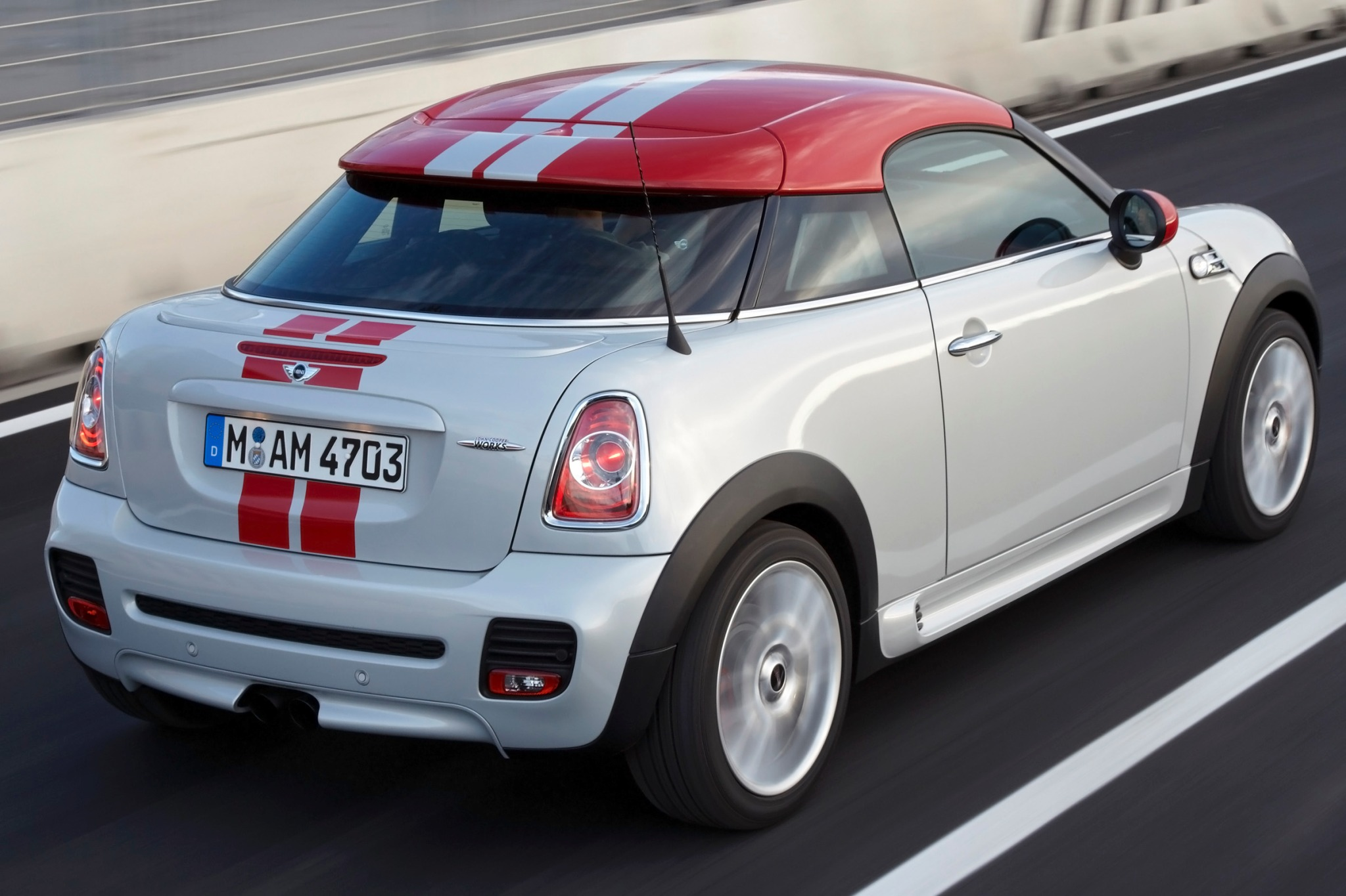 2013 MINI Cooper Coupe 2d exterior #9