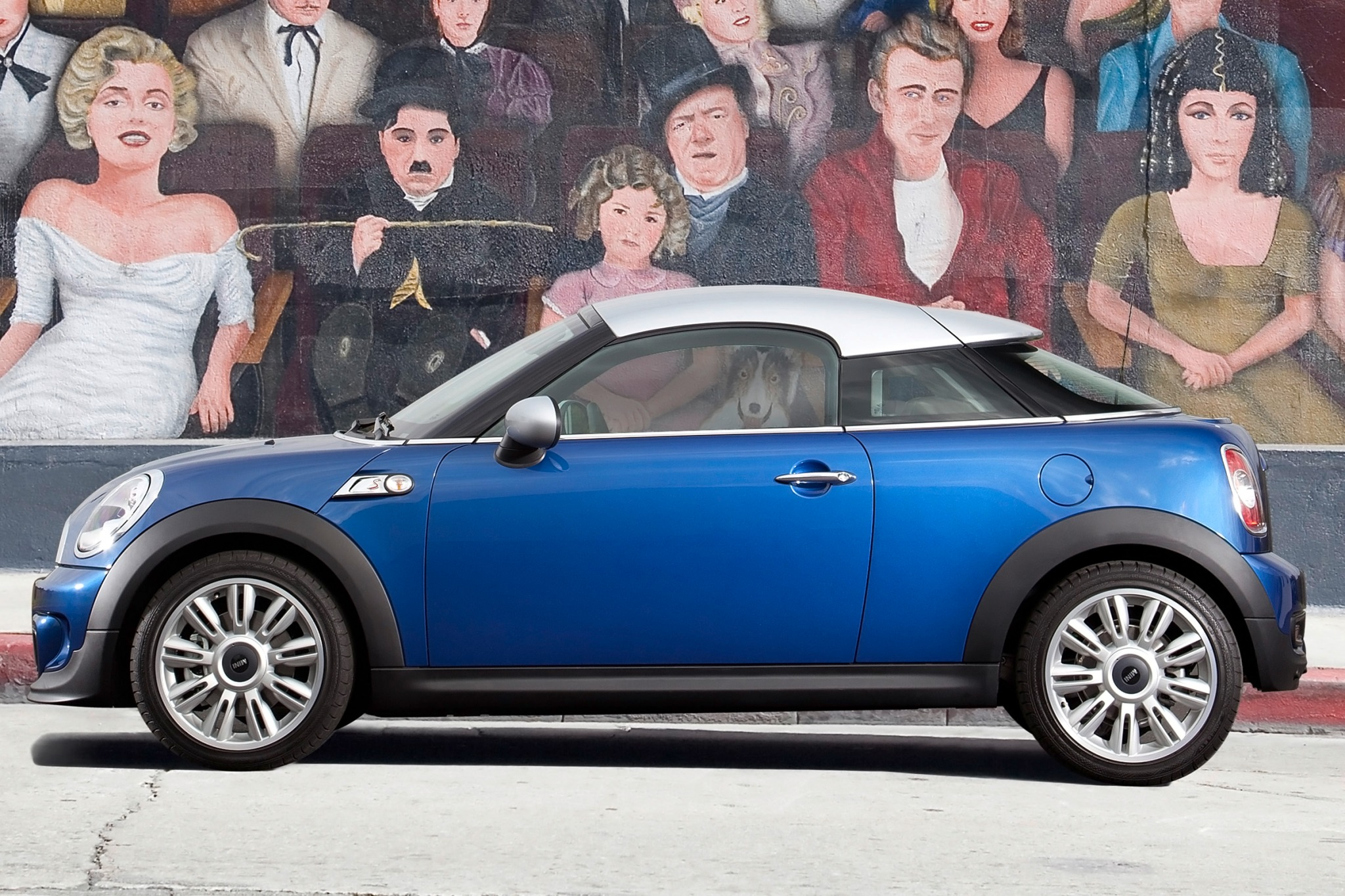 2013 MINI Cooper Coupe 2d exterior #6