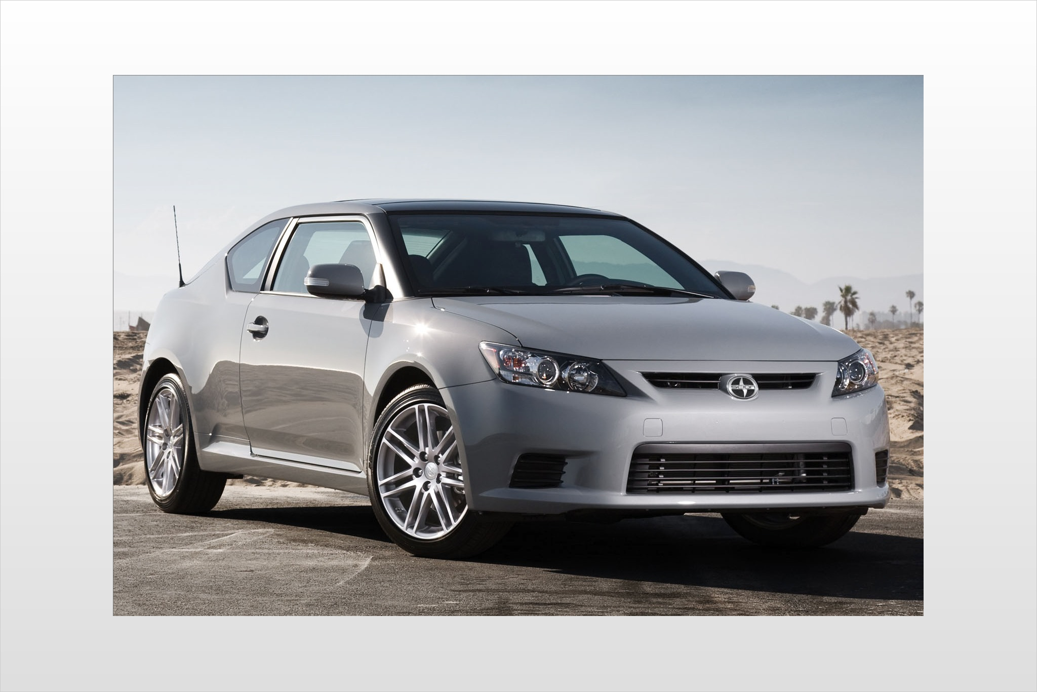 2013 Scion tC 2dr Hatchba exterior #7