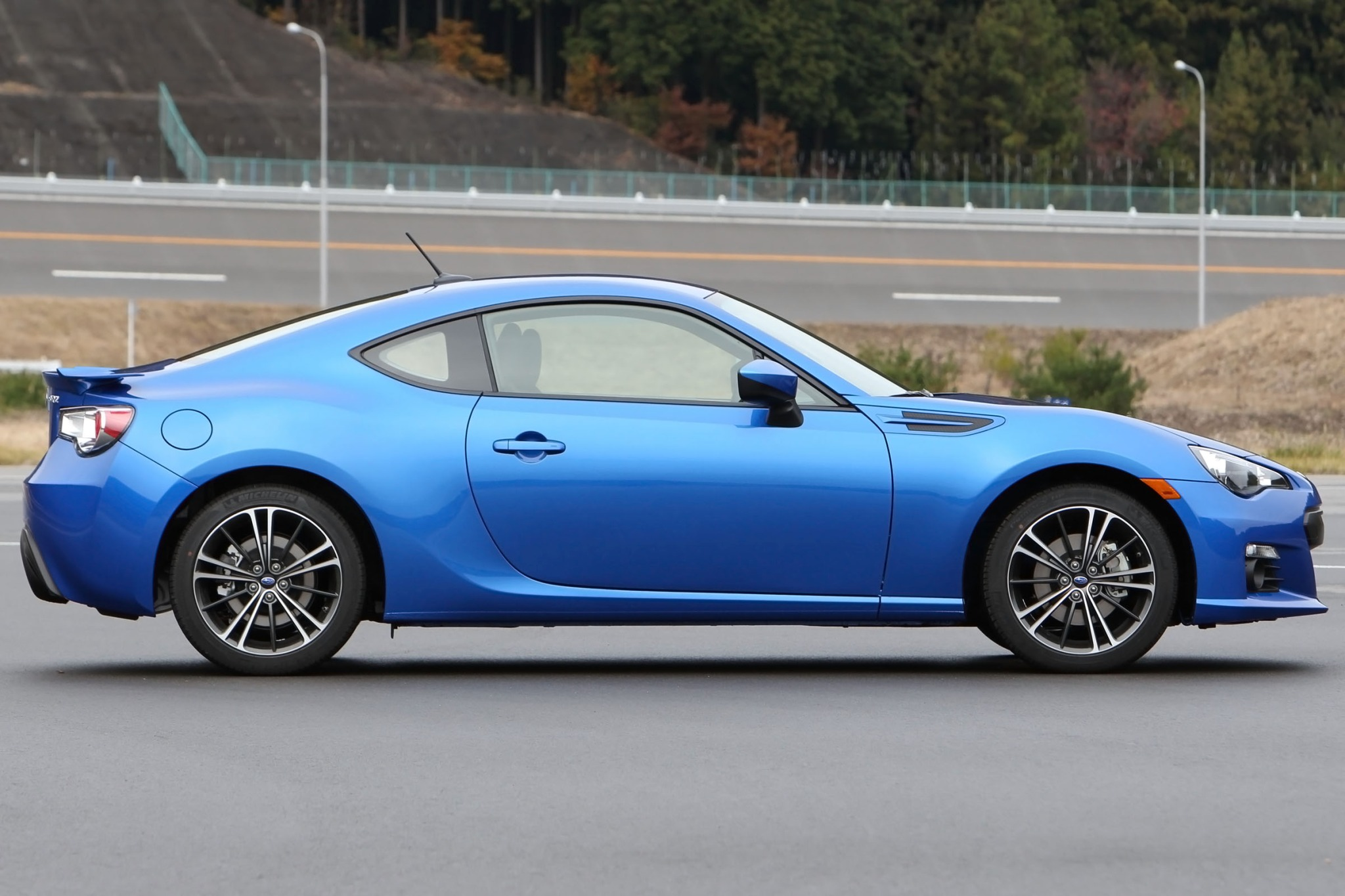 2013 Subaru BRZ Coupe Car interior #5