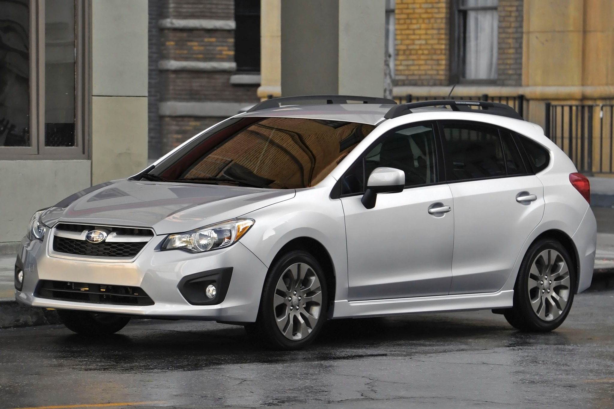2014 subaru impreza - information and photos - zombiedrive