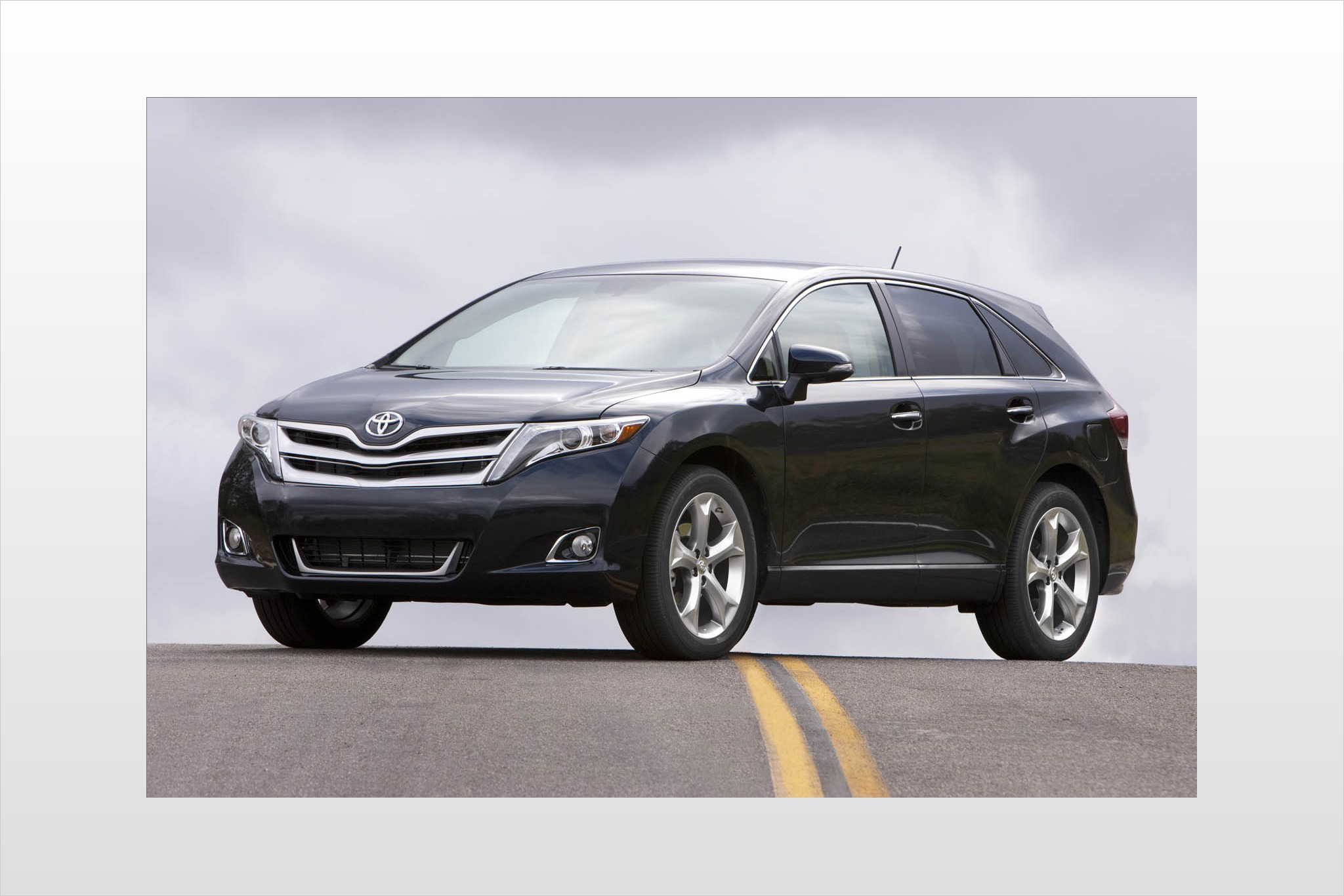 2013 Toyota Venza Limited exterior #6