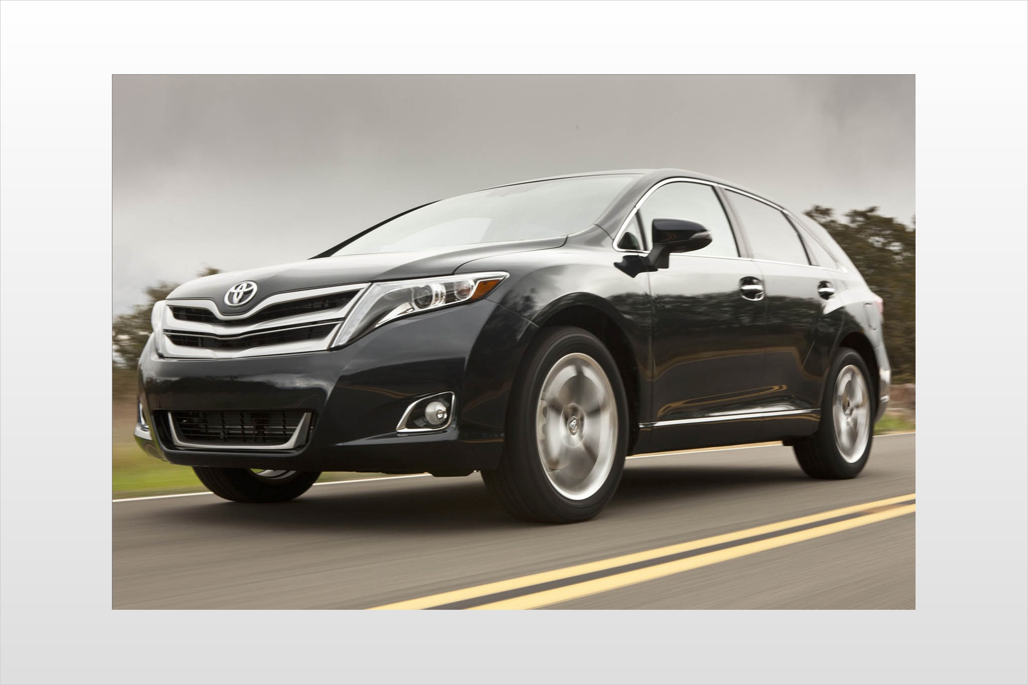 2013 Toyota Venza Limited exterior #1