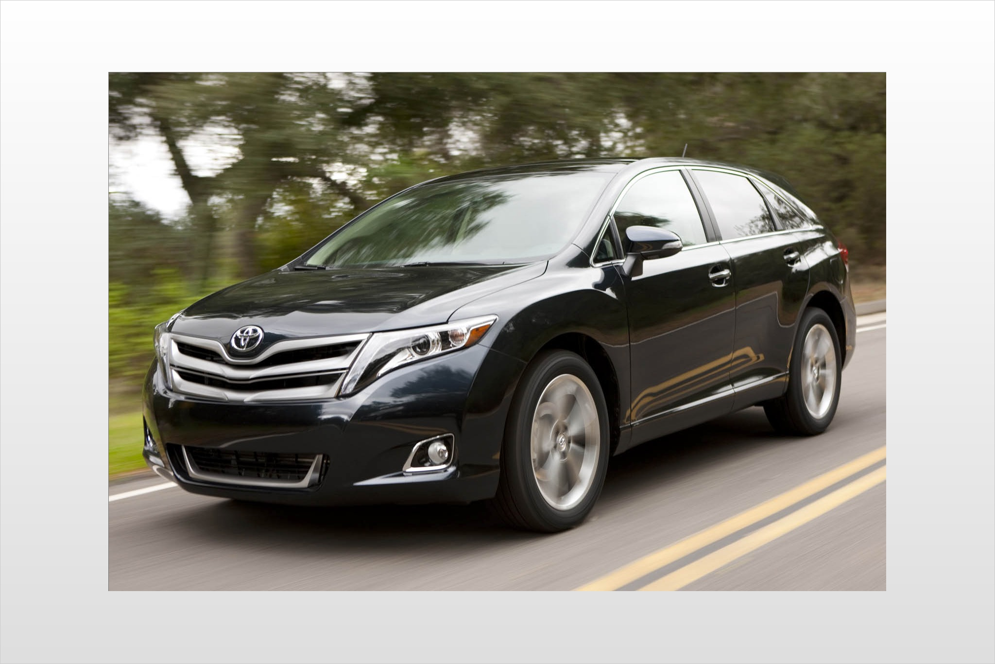 2013 Toyota Venza Limited exterior #7