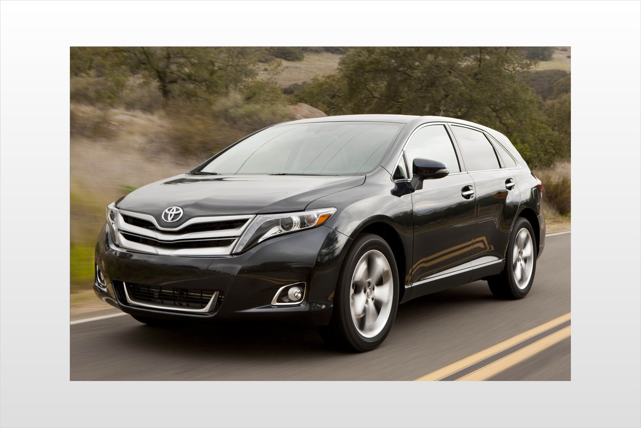 2013 Toyota Venza Limited exterior #5