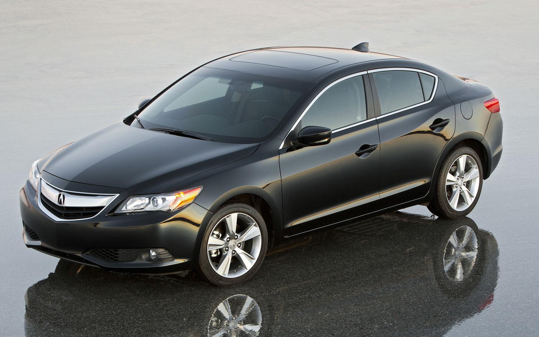 2014 Acura ILX Hybrid - Information and photos - ZombieDrive