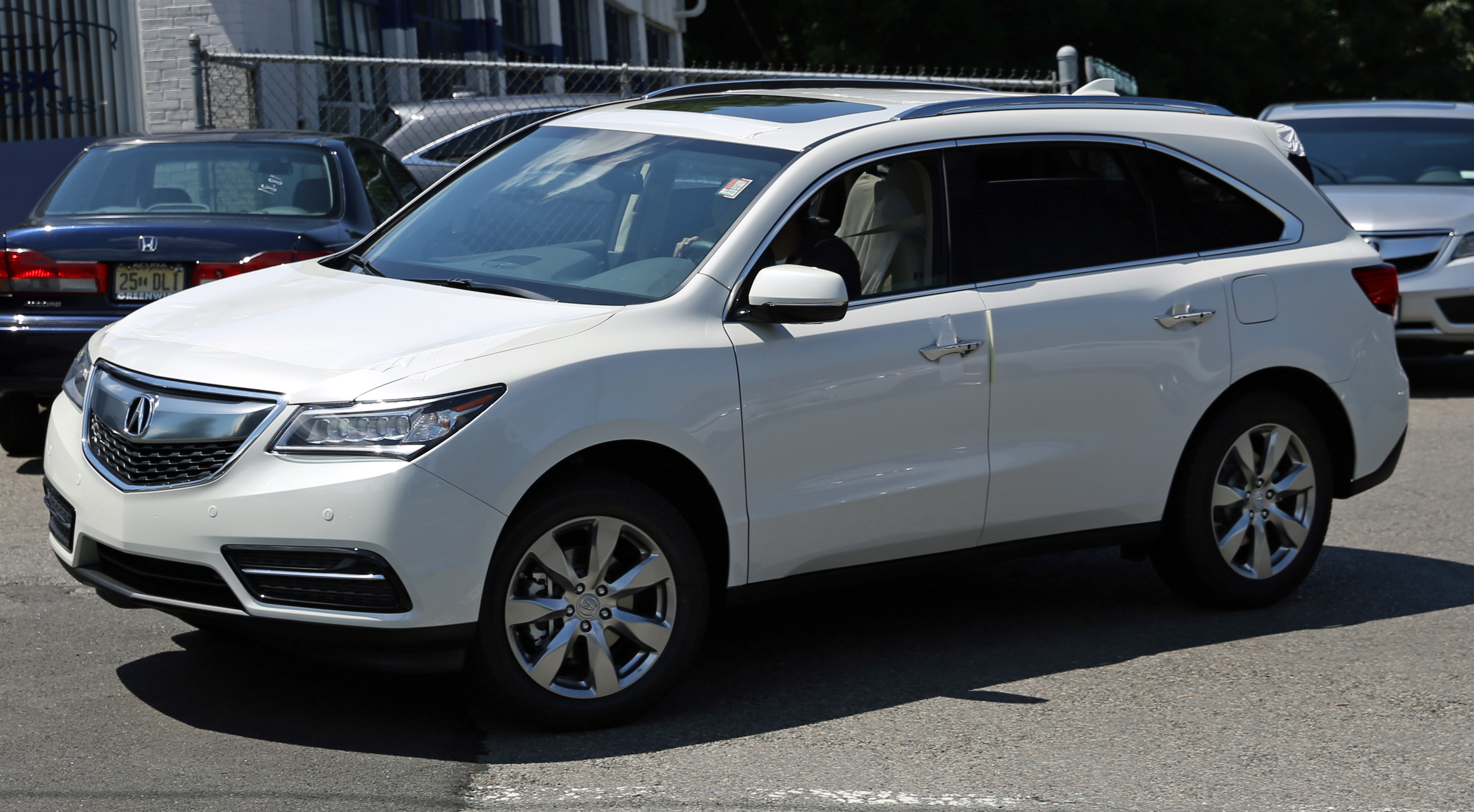 acura debuts in for rdx new carnewscafe sale york